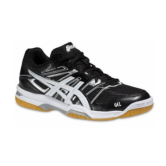 ASICS GEL-ROCKET VOLLEYBALCHOENEN ZWART DAMES