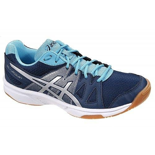 ASICS GEL-UPCOURT VOLLEYBALSCHOENEN BLAUW DAMES