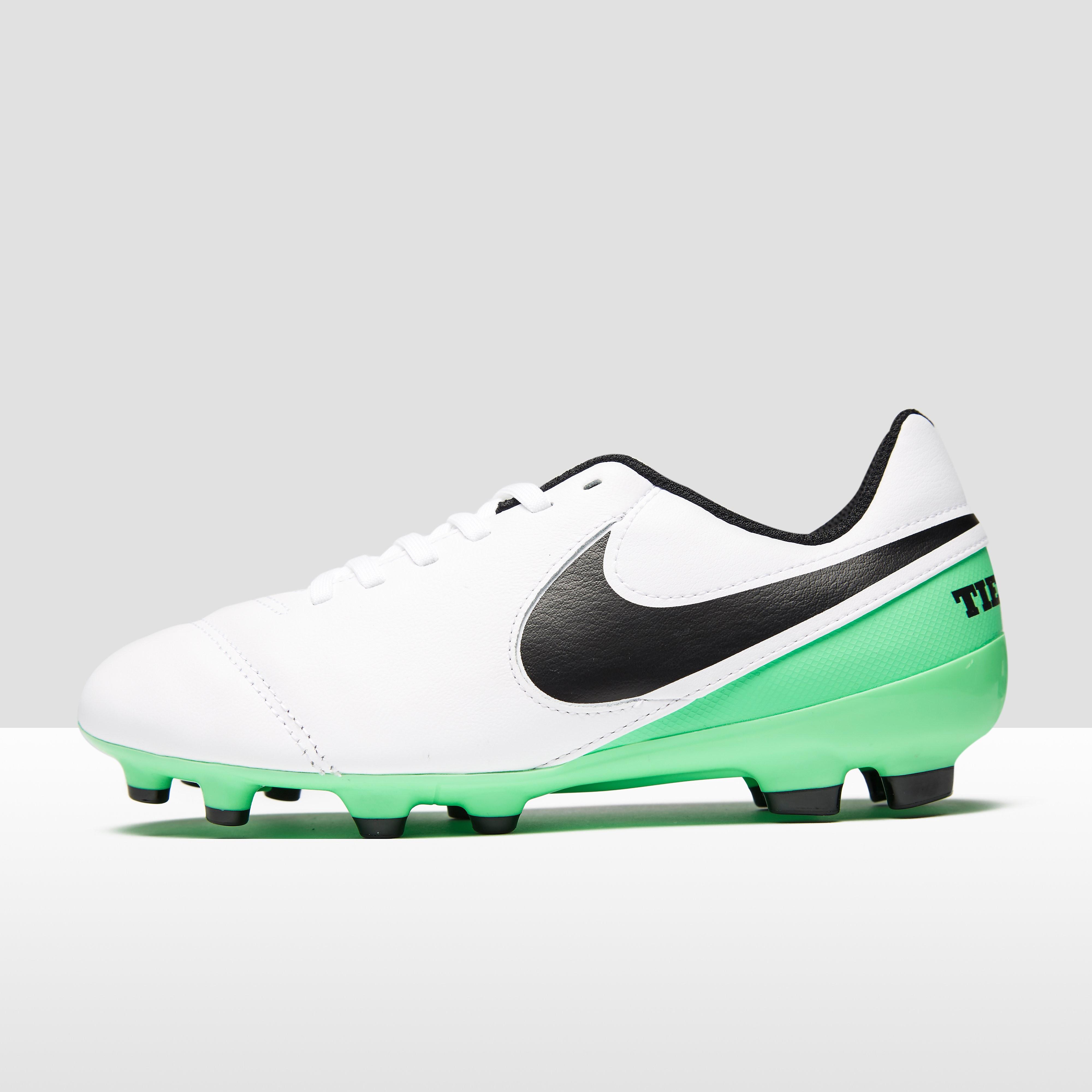 Nike TIEMPO LEGEND VI FG VOETBALSCHOENEN KIDS