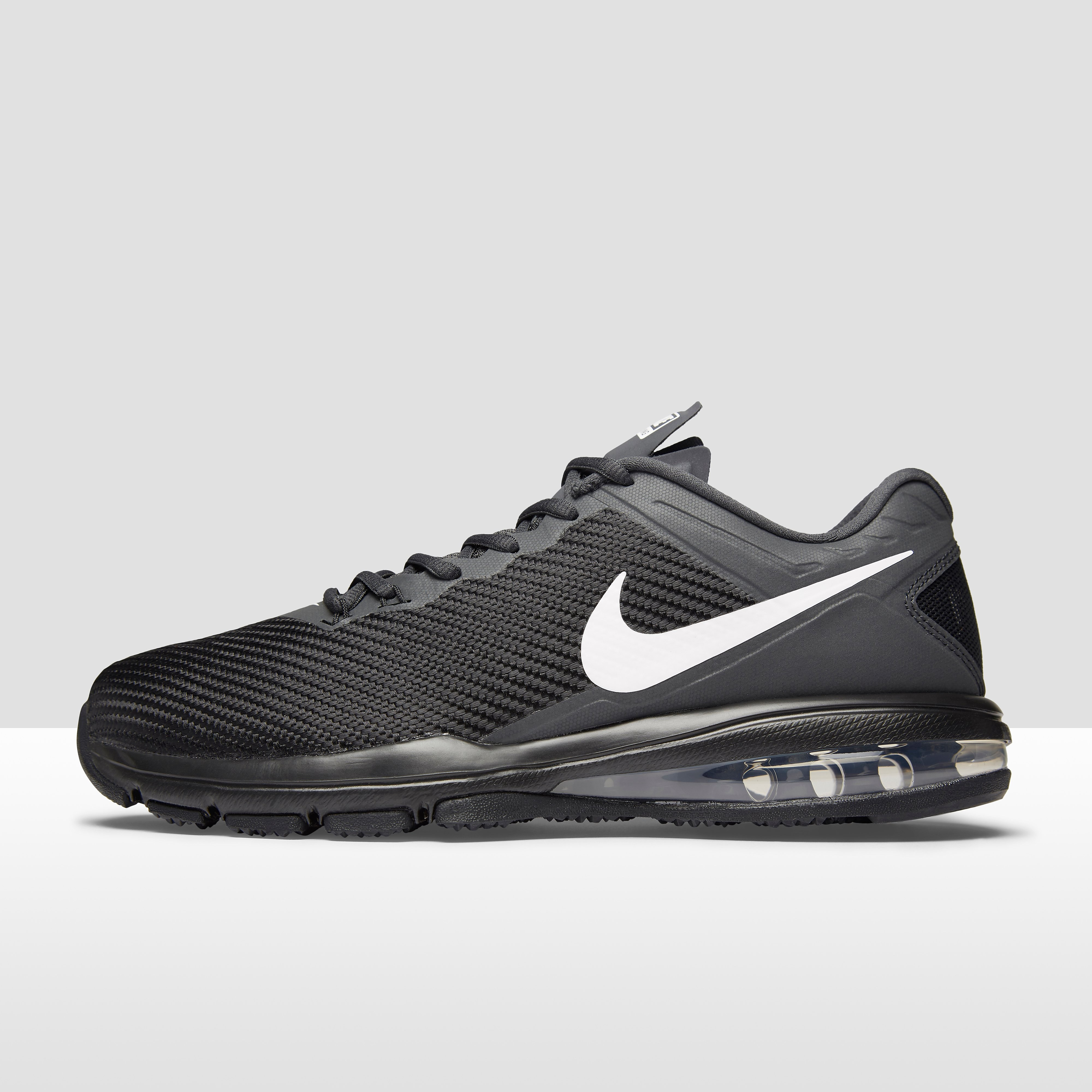 NIKE AIR MAX FULL RIDE TR 1.5 SPORTSCHOENEN ZWART HEREN