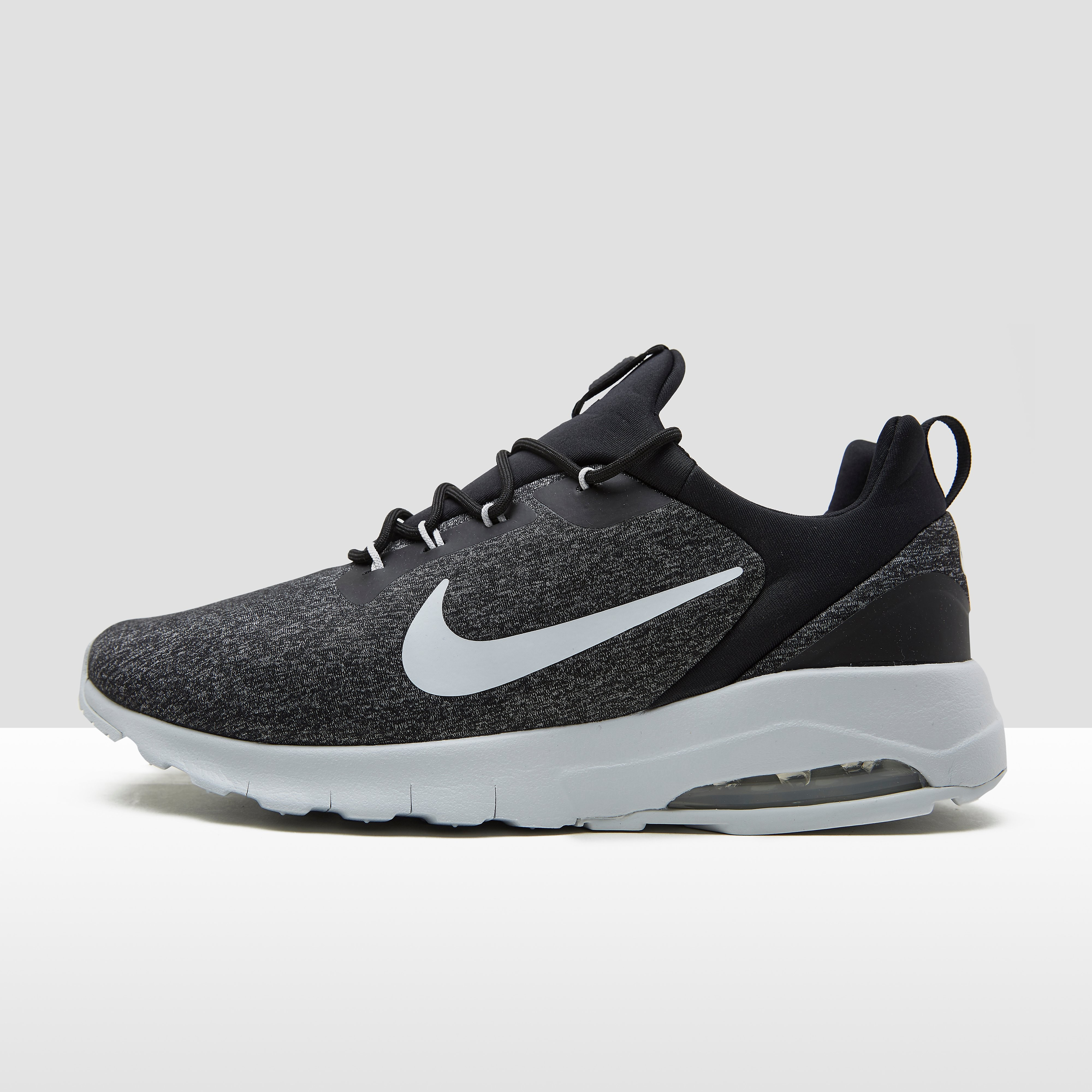 NIKE AIR MAX MOTION RACER SNEAKER ZWART HEREN