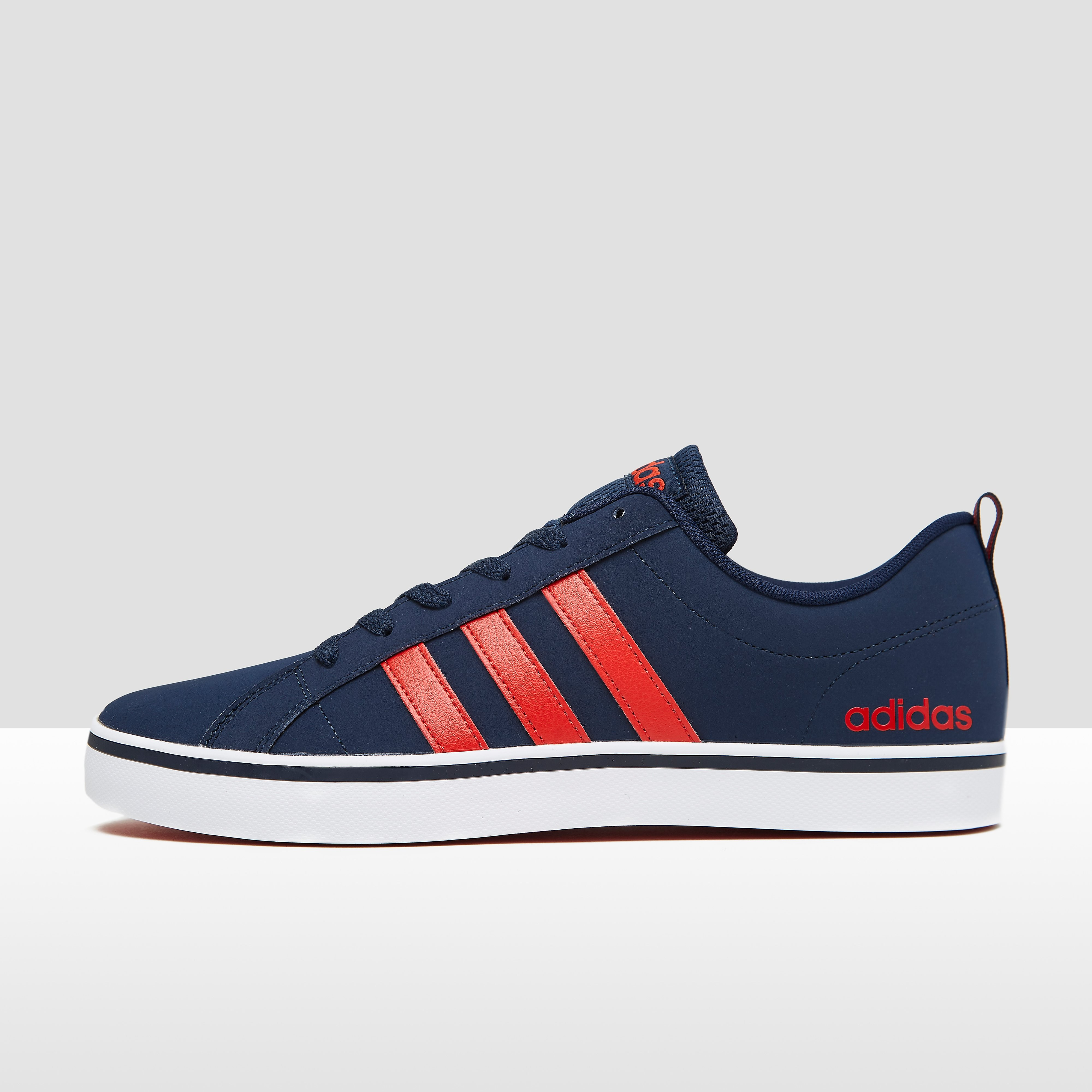 ADIDAS VS PACE SNEAKERS BLAUW/ROOD HEREN