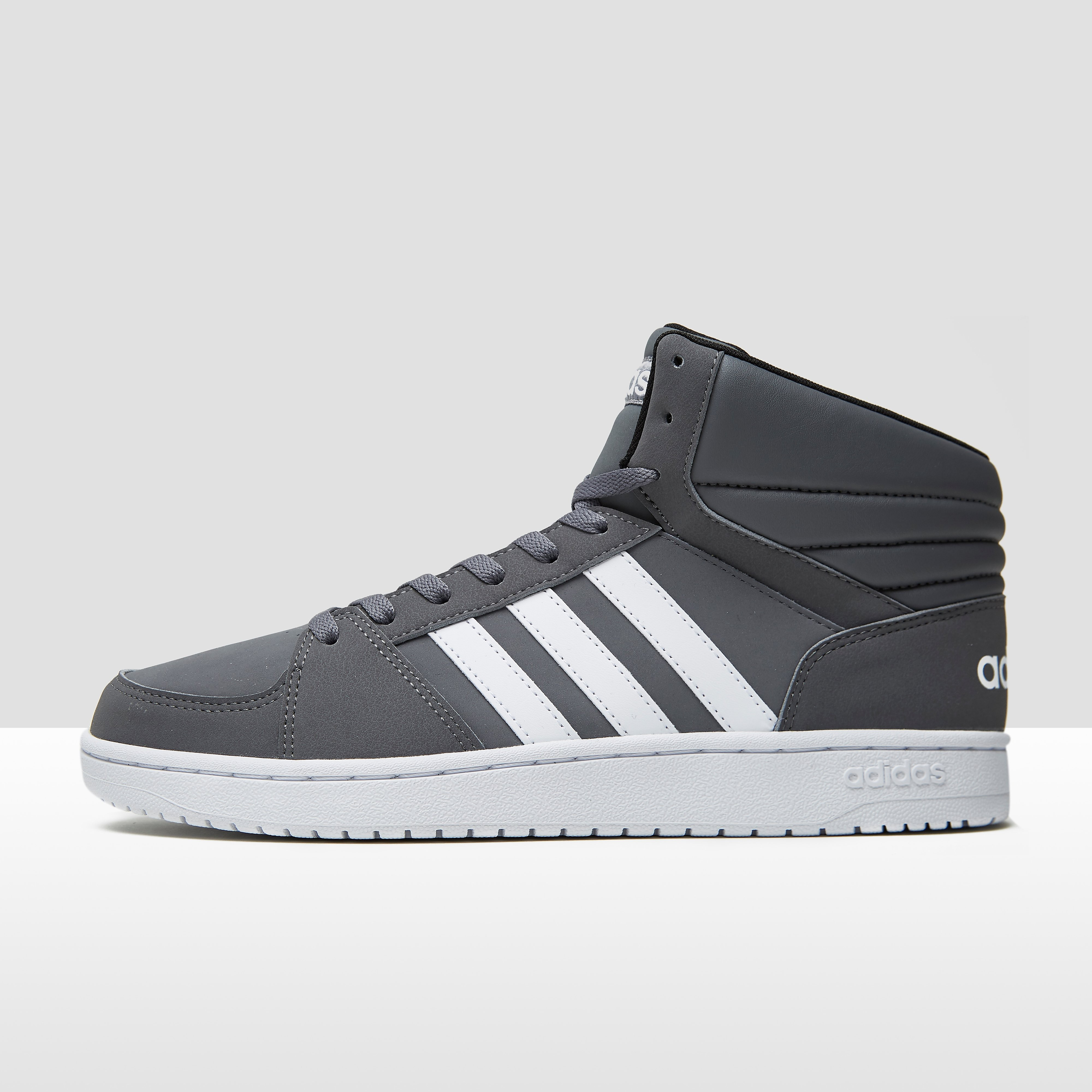 ADIDAS VS HOOPS MID SNEAKERS GRIJS HEREN