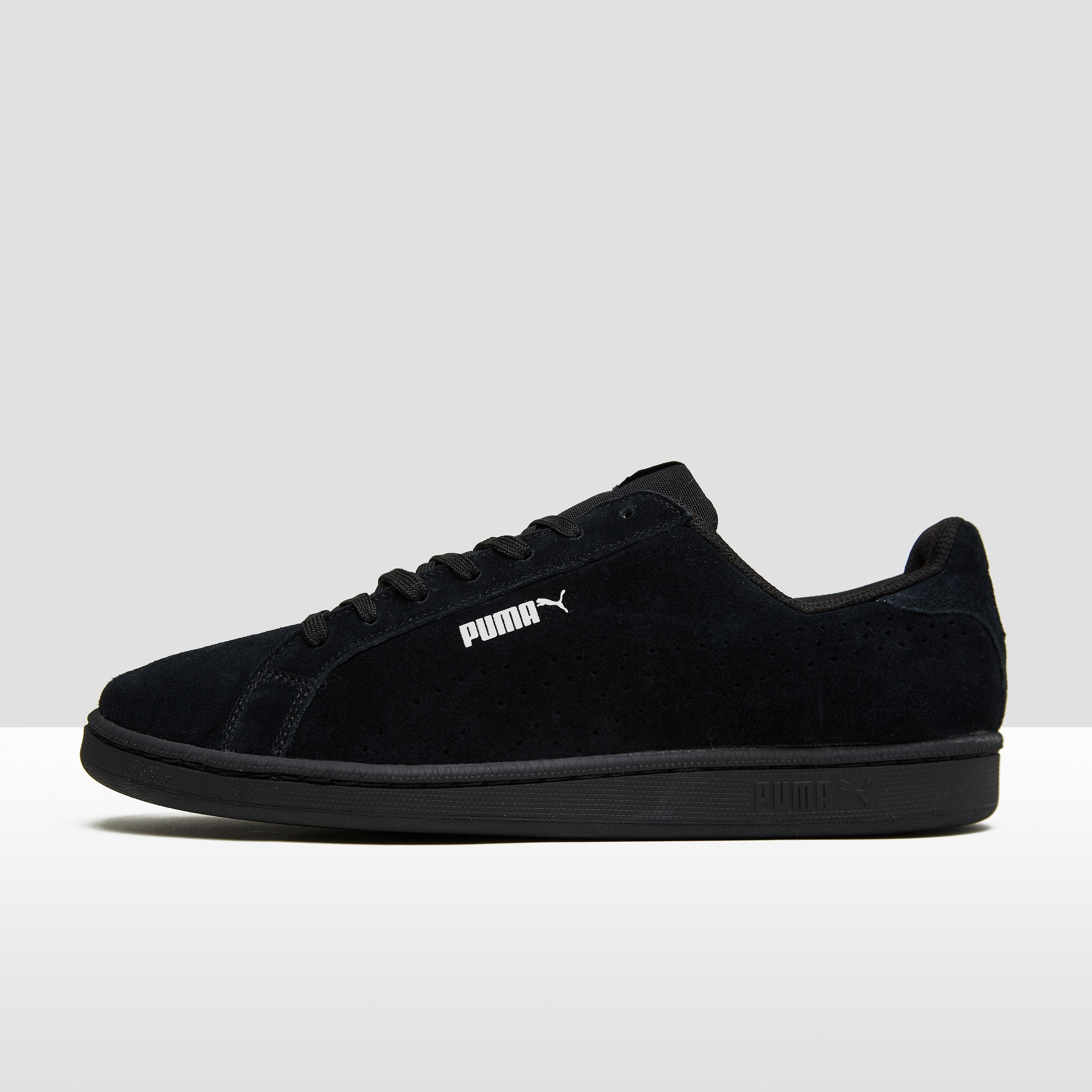 PUMA SMASH PERFORMANCE SUÈDE SNEAKERS ZWART HEREN