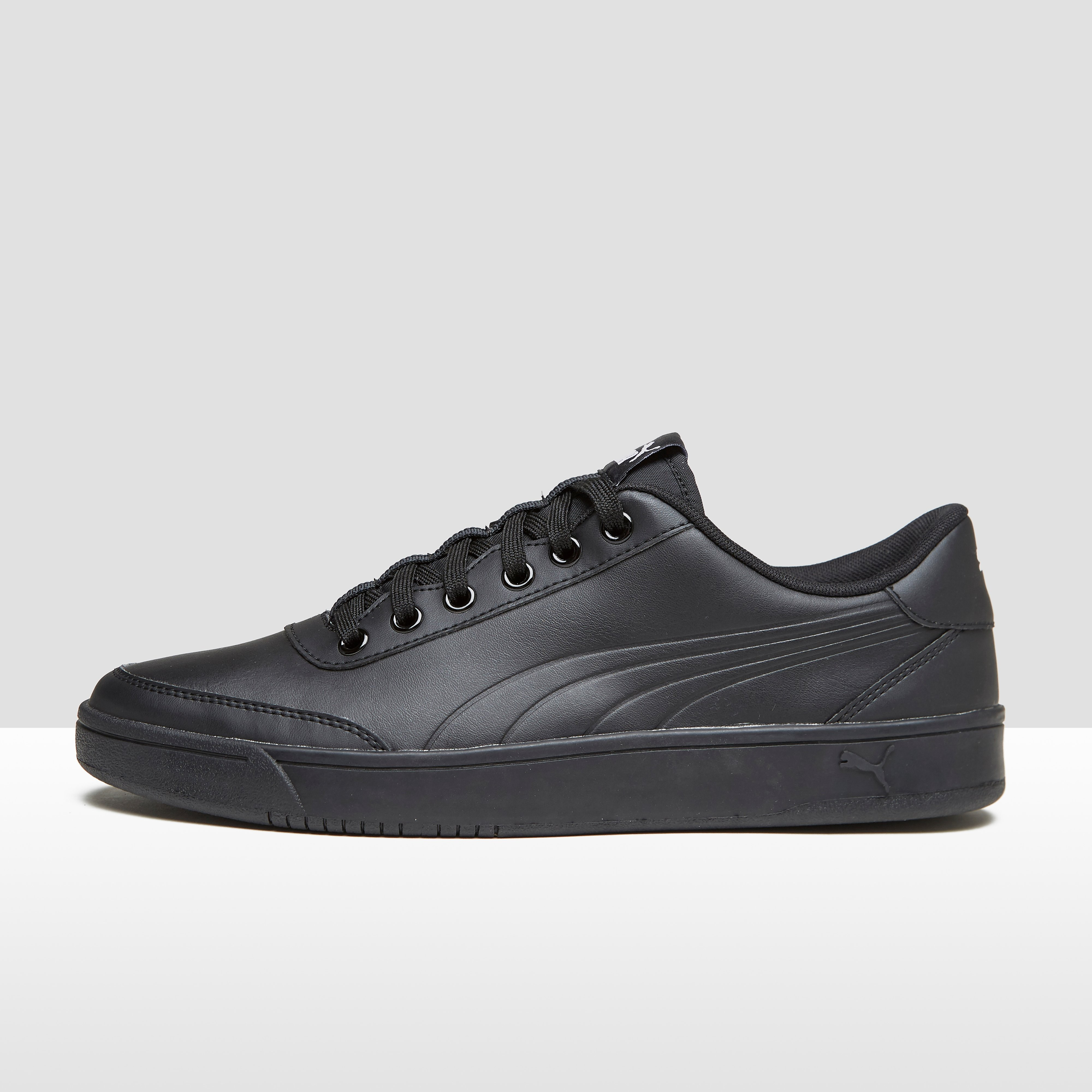 PUMA COURT BREAKER SNEAKERS ZWART HEREN