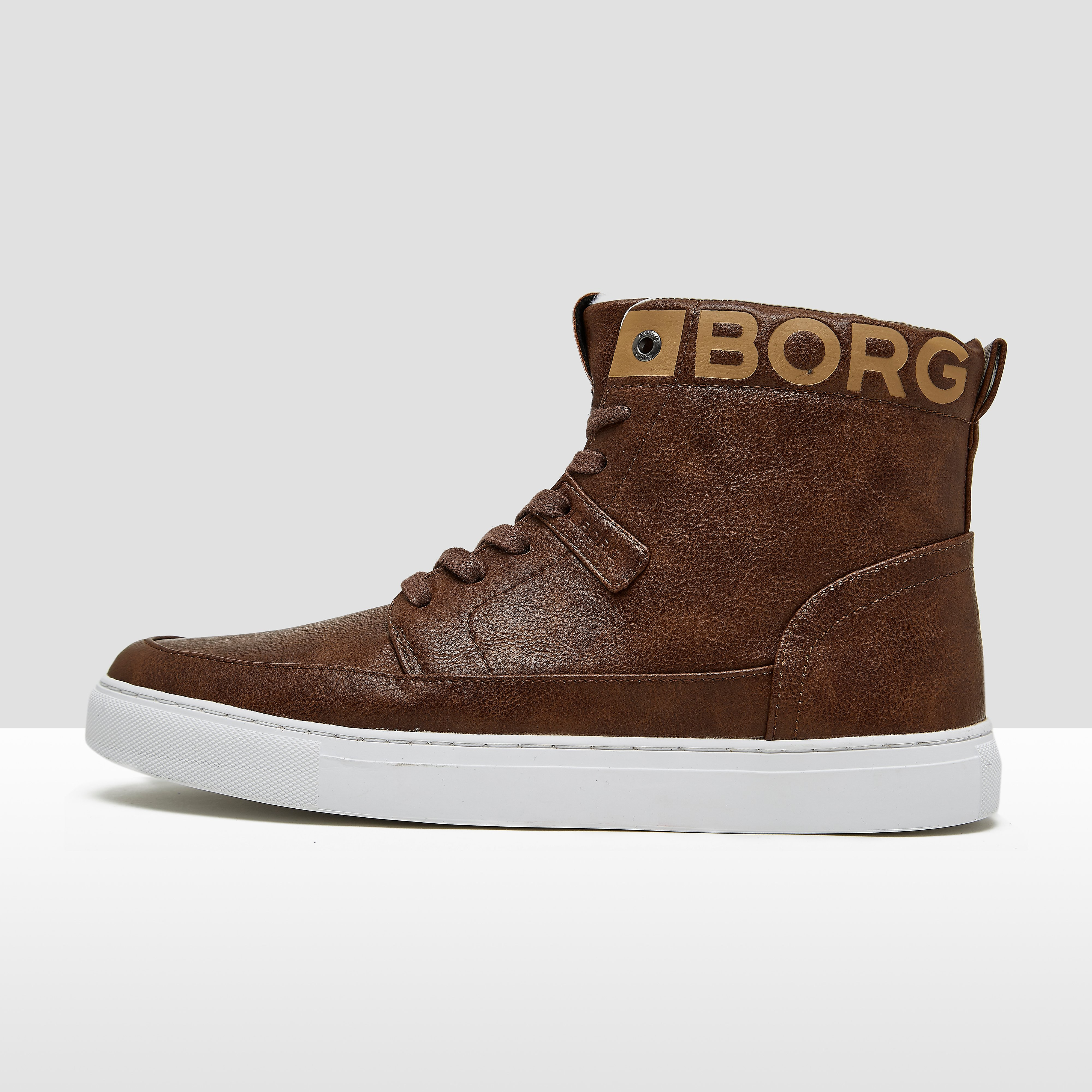 BJORN BORG T270 HIGH FUR SNEAKERS BRUIN HEREN