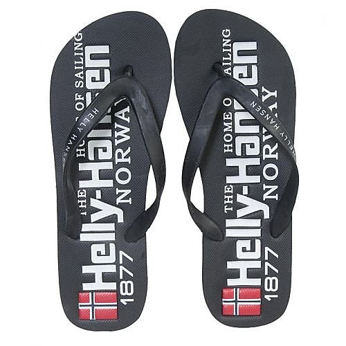 HELLY HANSEN JONES SLIPPERS ZWART HEREN