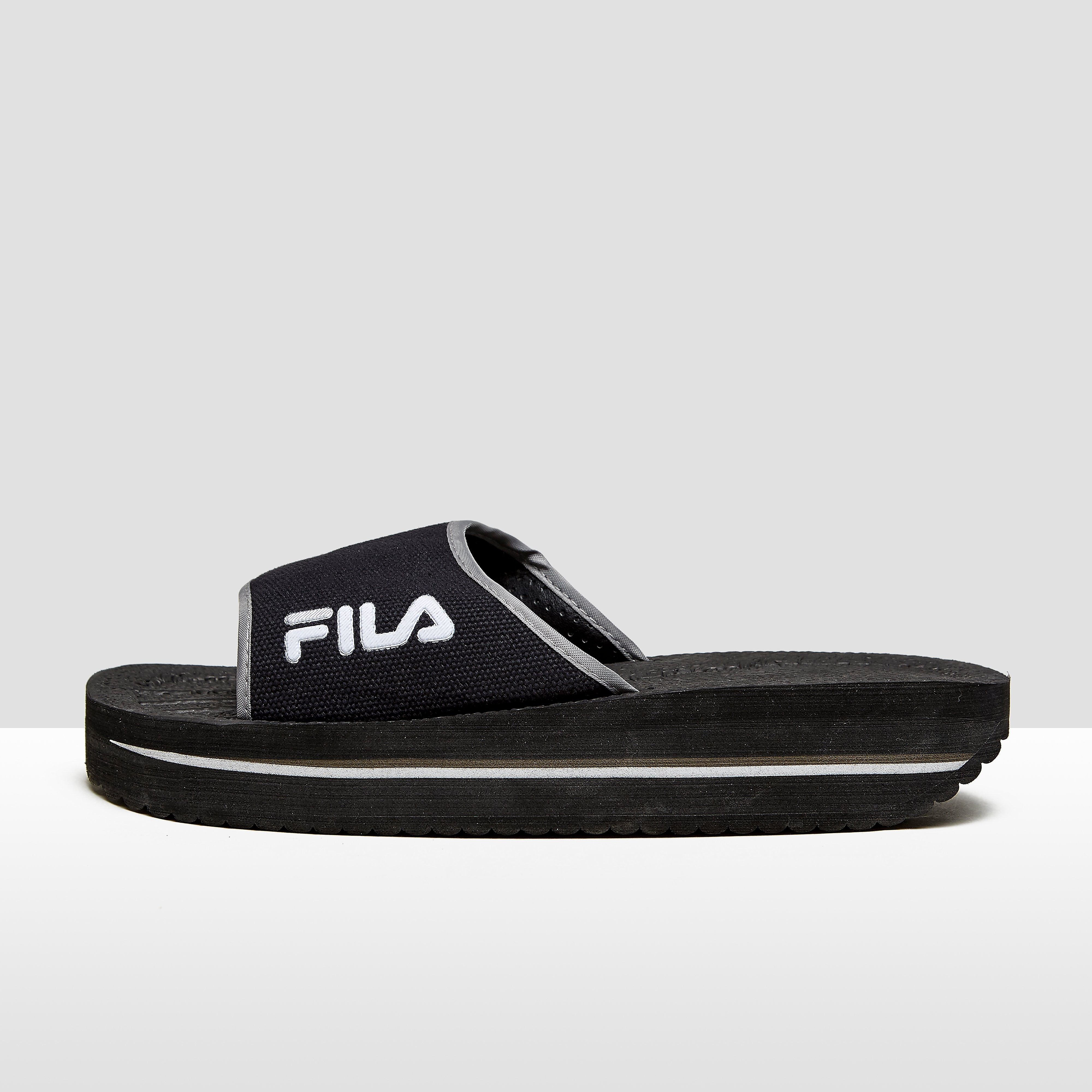 FILA TOMAIA CANVAS STRAP SLIPPERS HEREN
