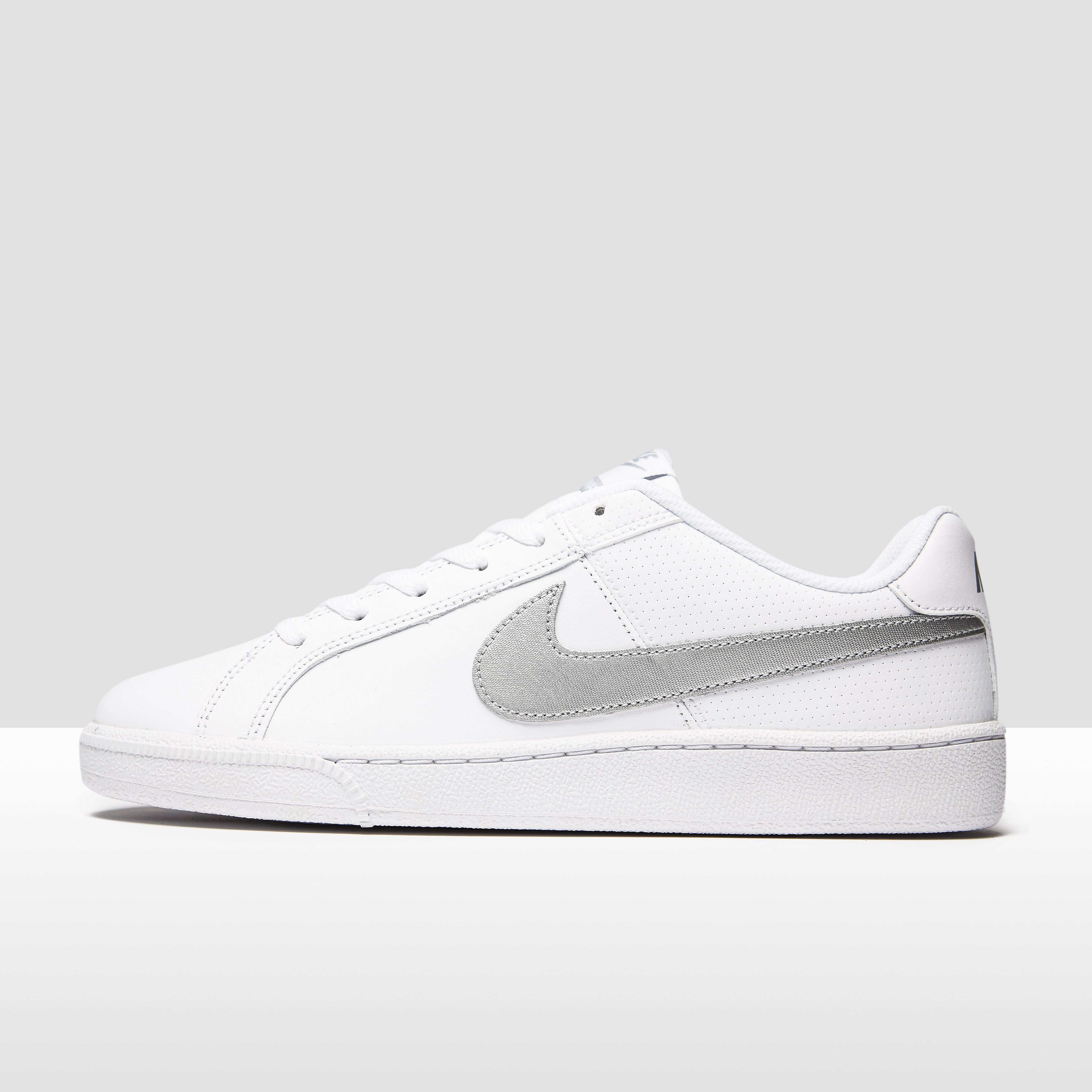 NIKE COURT ROYALE SNEAKERS WIT DAMES