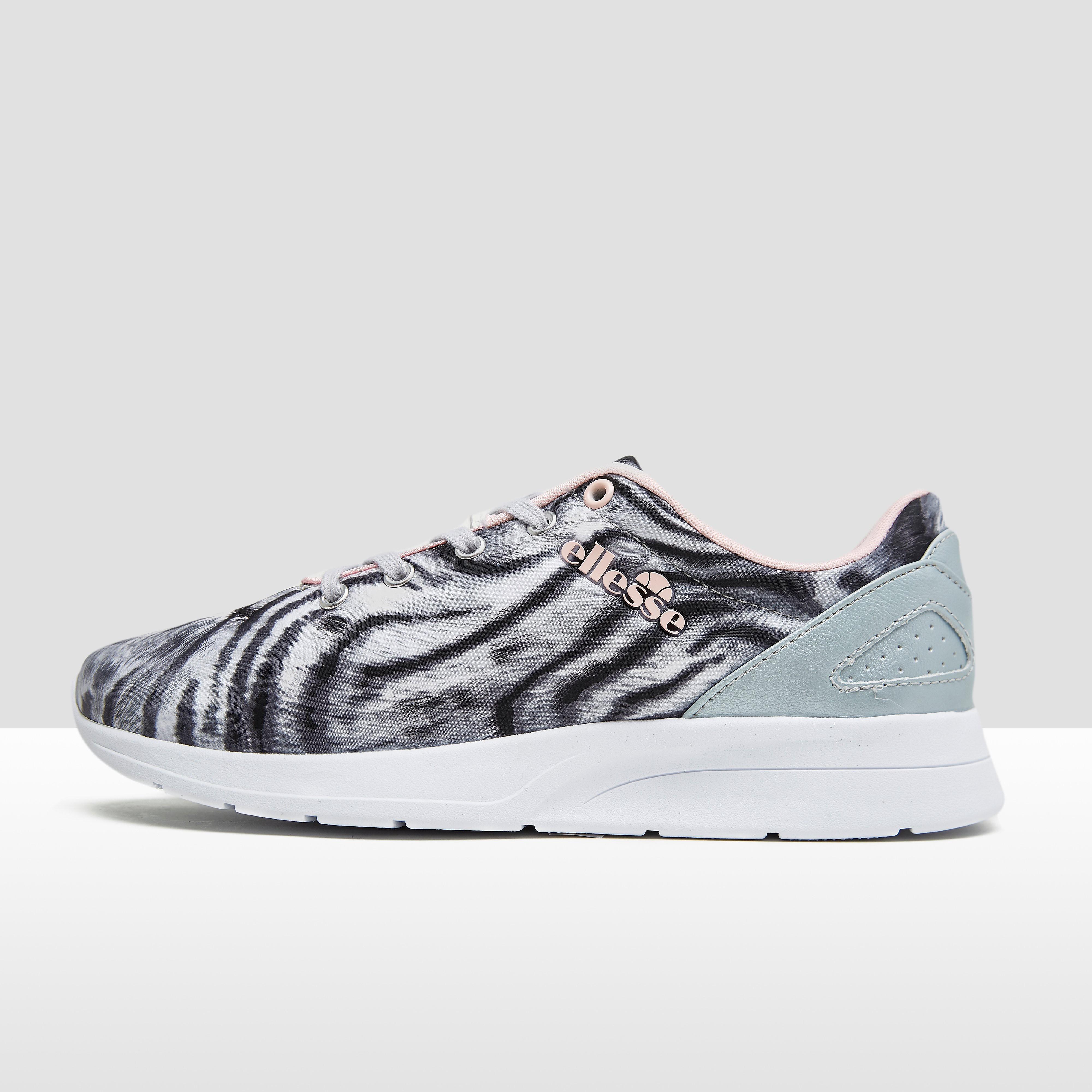ELLESSE CLAUDABE LOW SNEAKERS GRIJS DAMES