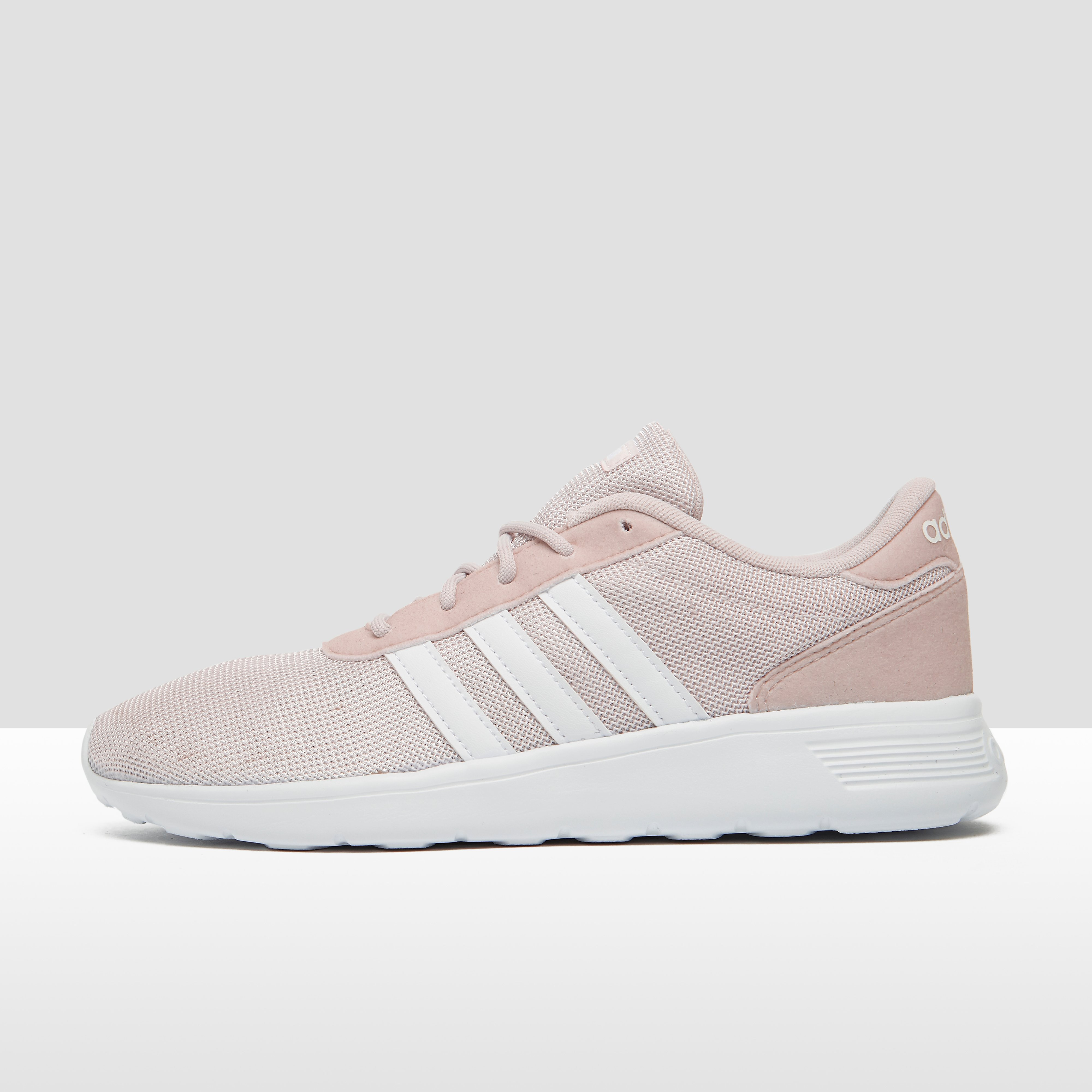 ADIDAS LITE RACER SNEAKERS ROZE DAMES