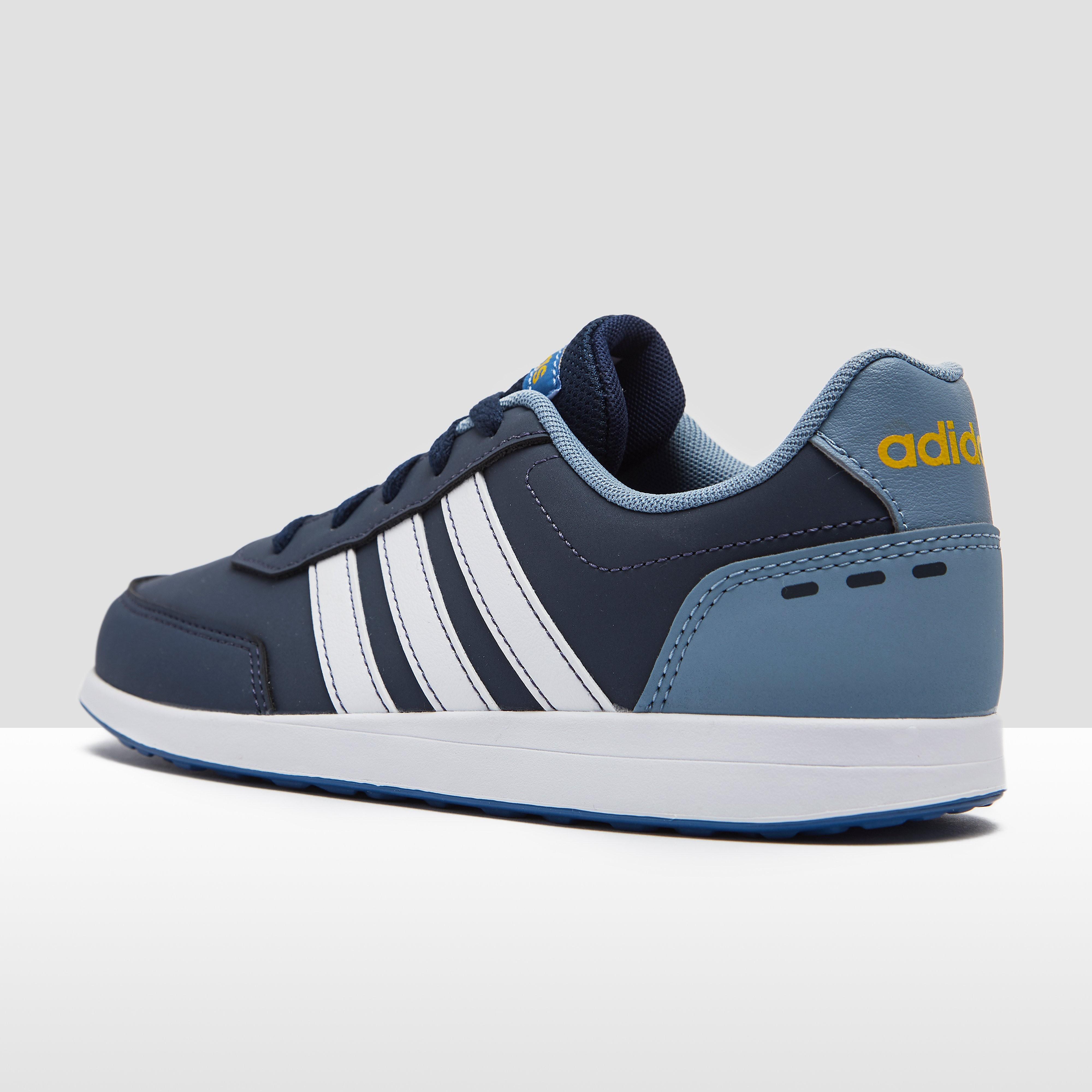 Vs switch 2 sneakers blauw/wit kids