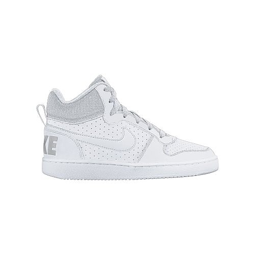 NIKE COURT BOROUGH MID SNEAKERS KIDS