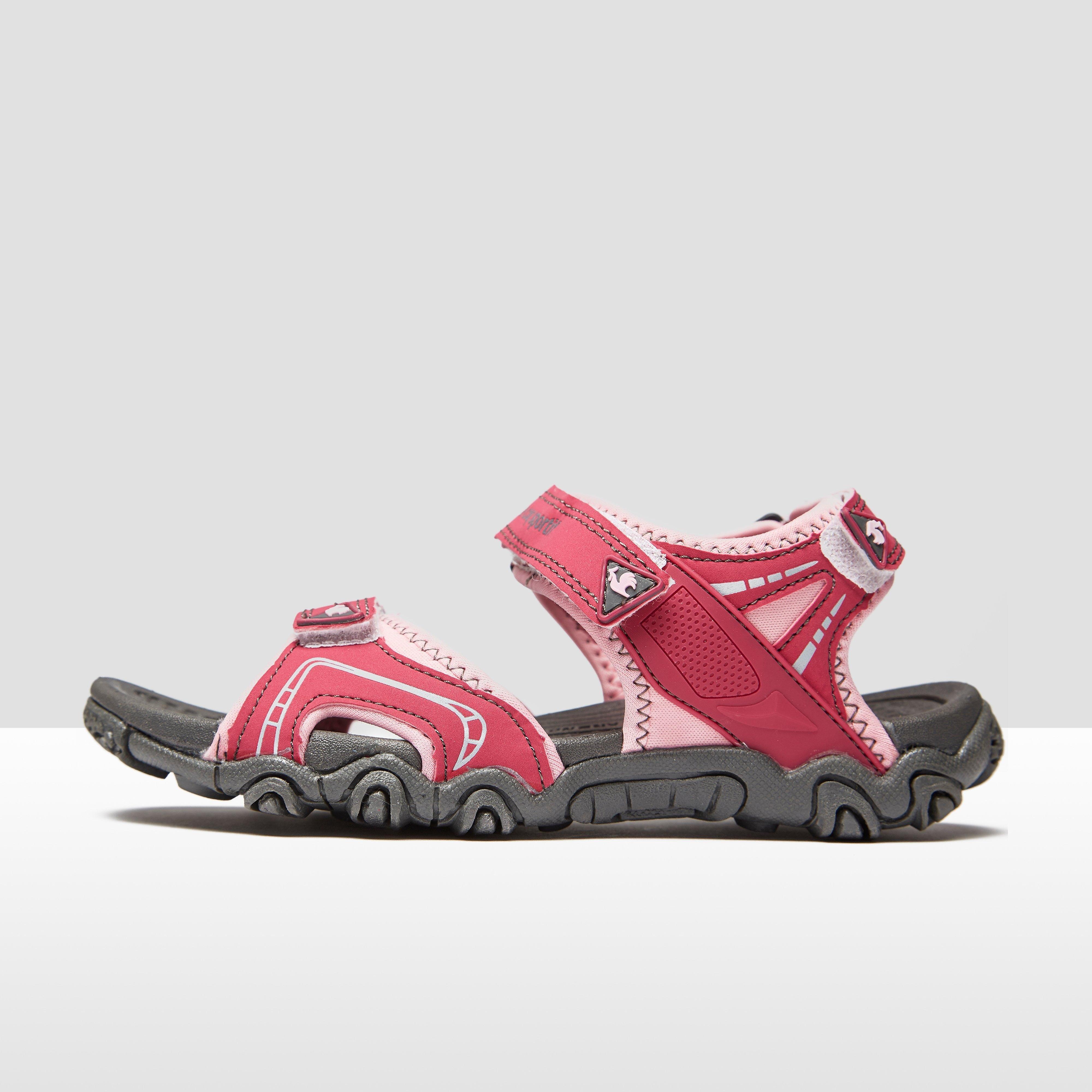 LE COQ SPORTIF Timmy sandalen roze kinderen Kinderen