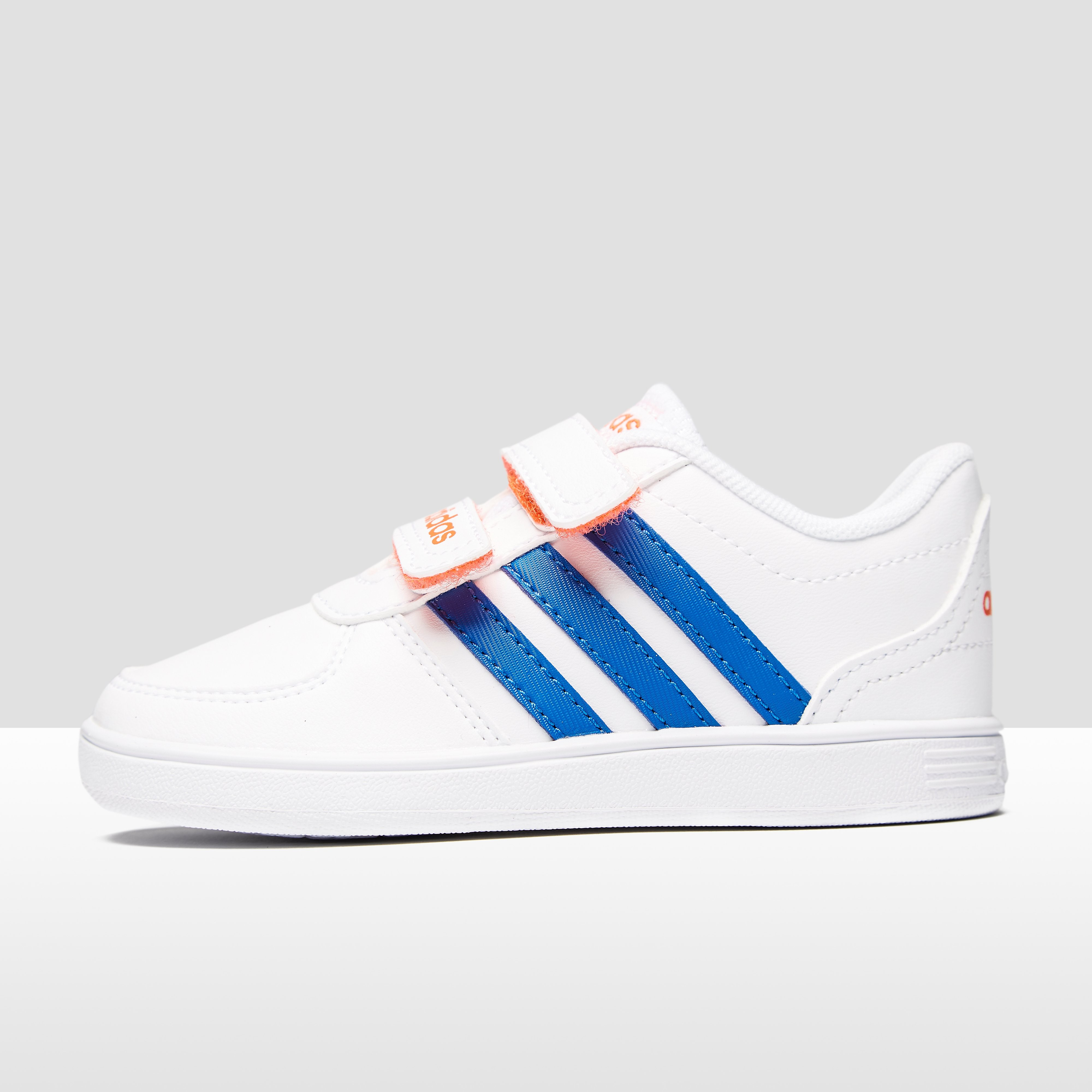 ADIDAS VS HOOPS SNEAKERS WIT BABY