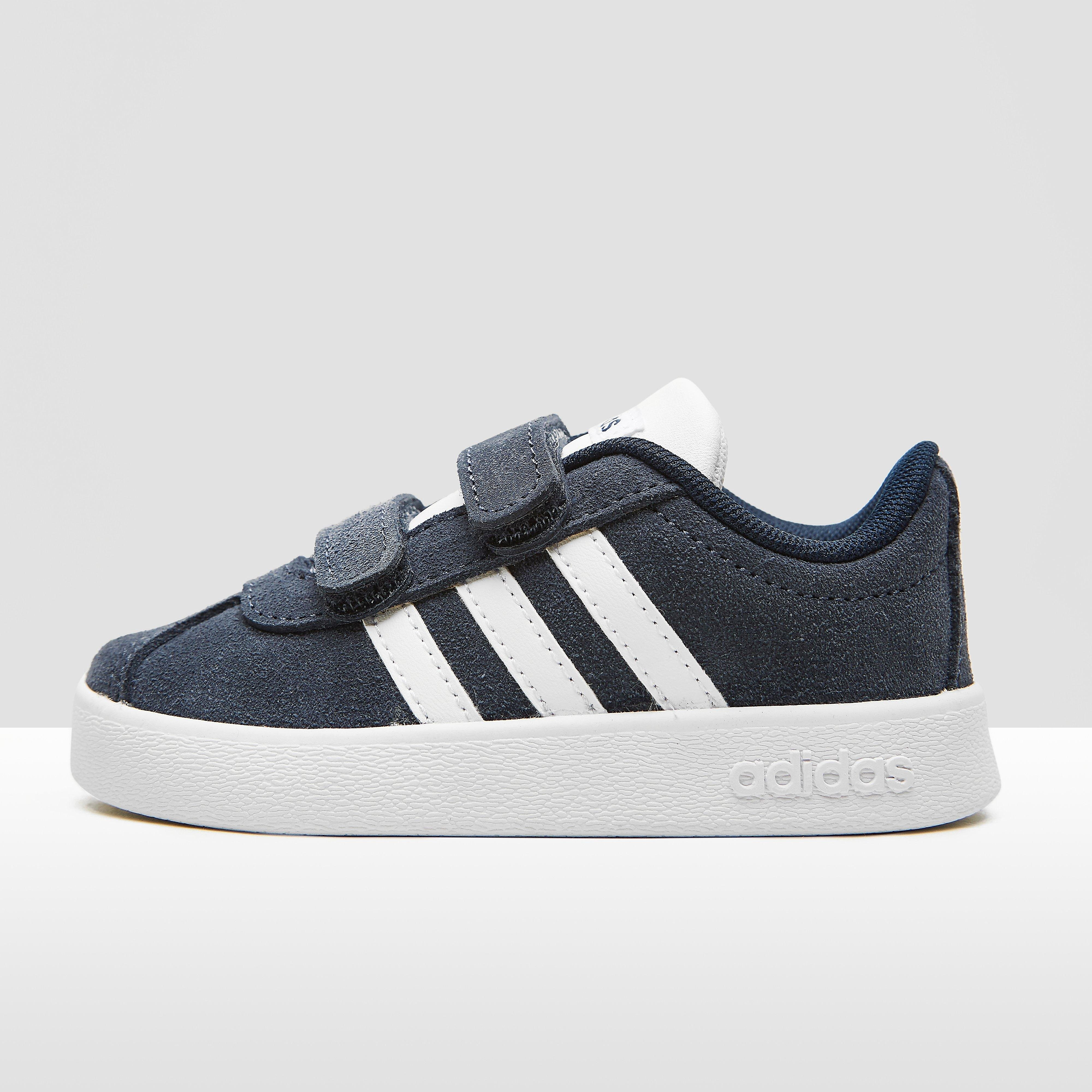 ADIDAS VL COURT 2.0 SNEAKERS BLAUW BABY