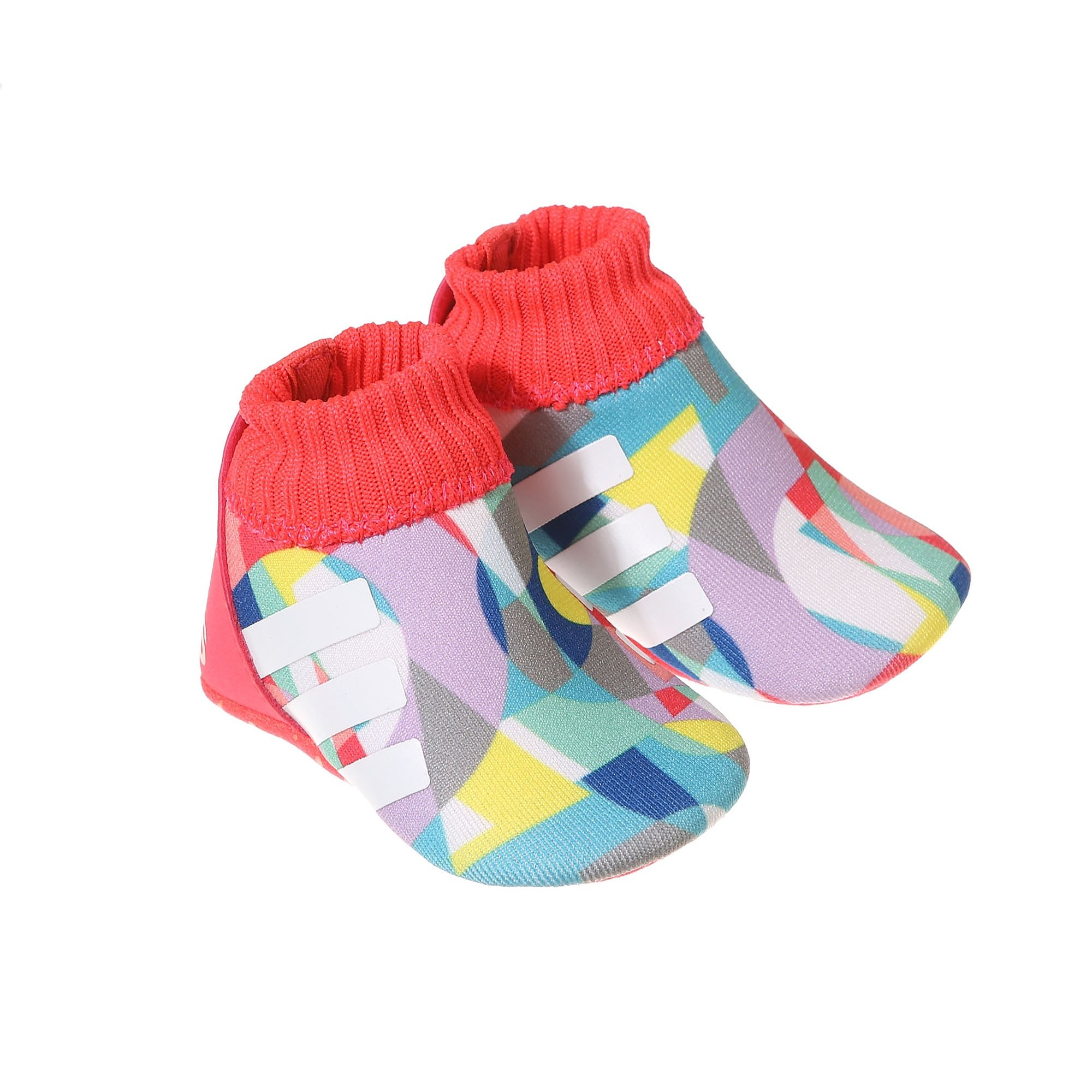ADIDAS RELINO 2 CRIB SNEAKERS ROOD BABY