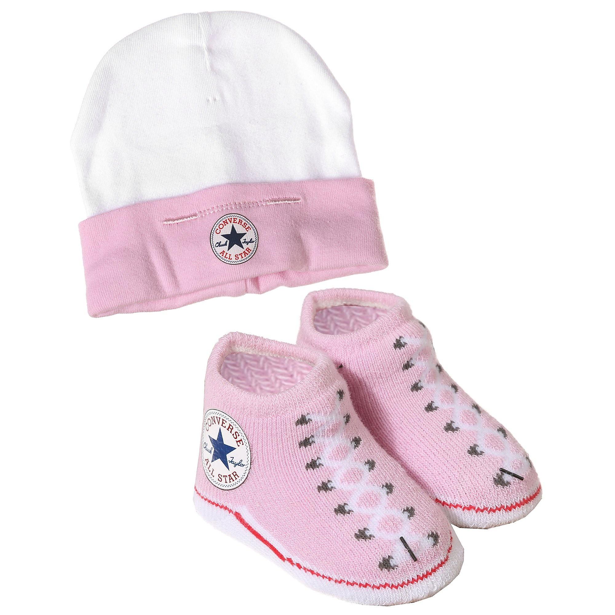 Converse HAT & BOOTIE SET