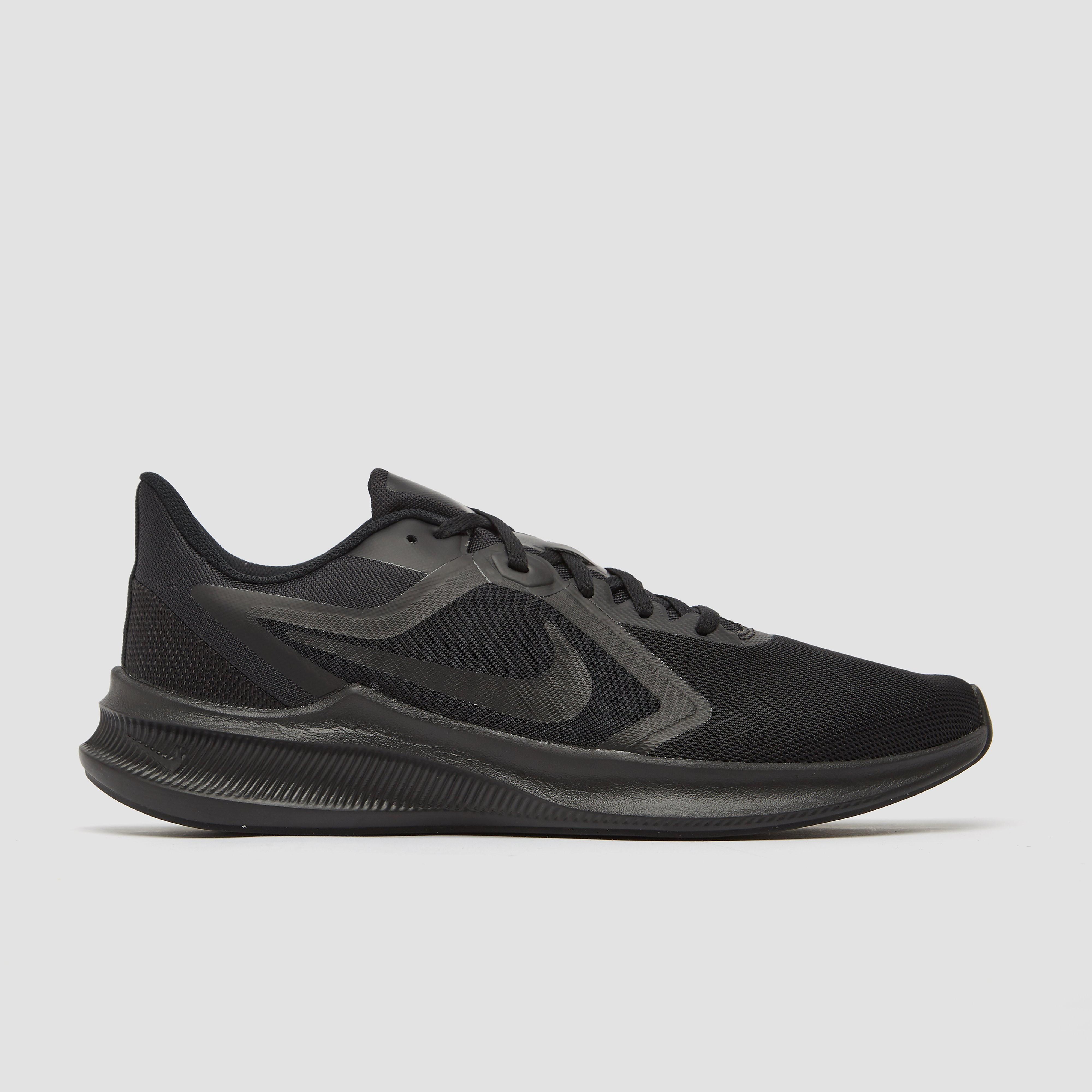 Nike Downshifter 10 hardloopschoenen zwart/antraciet online kopen