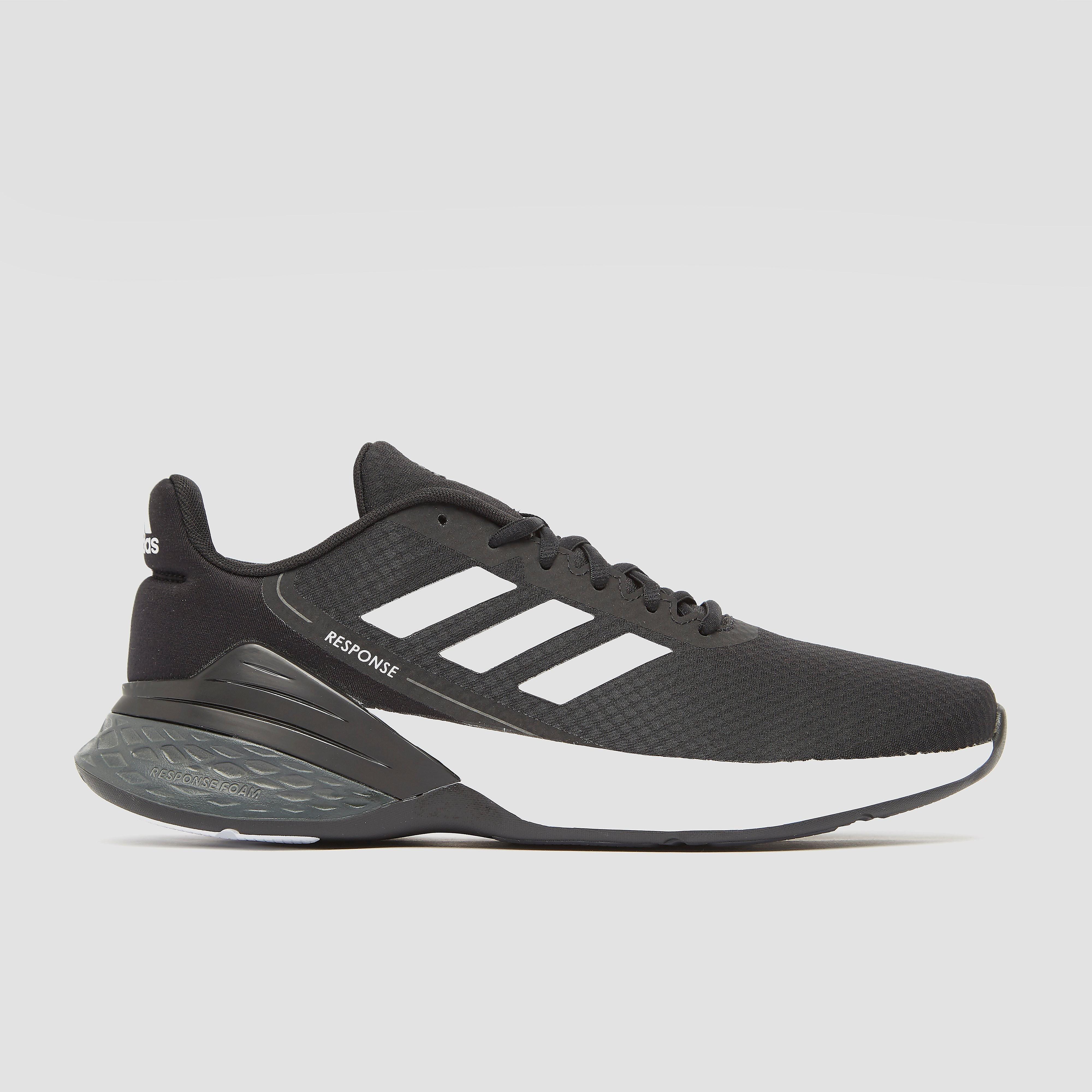 Adidas Performance Response hardloopschoenen zwart/wit/grijs online kopen