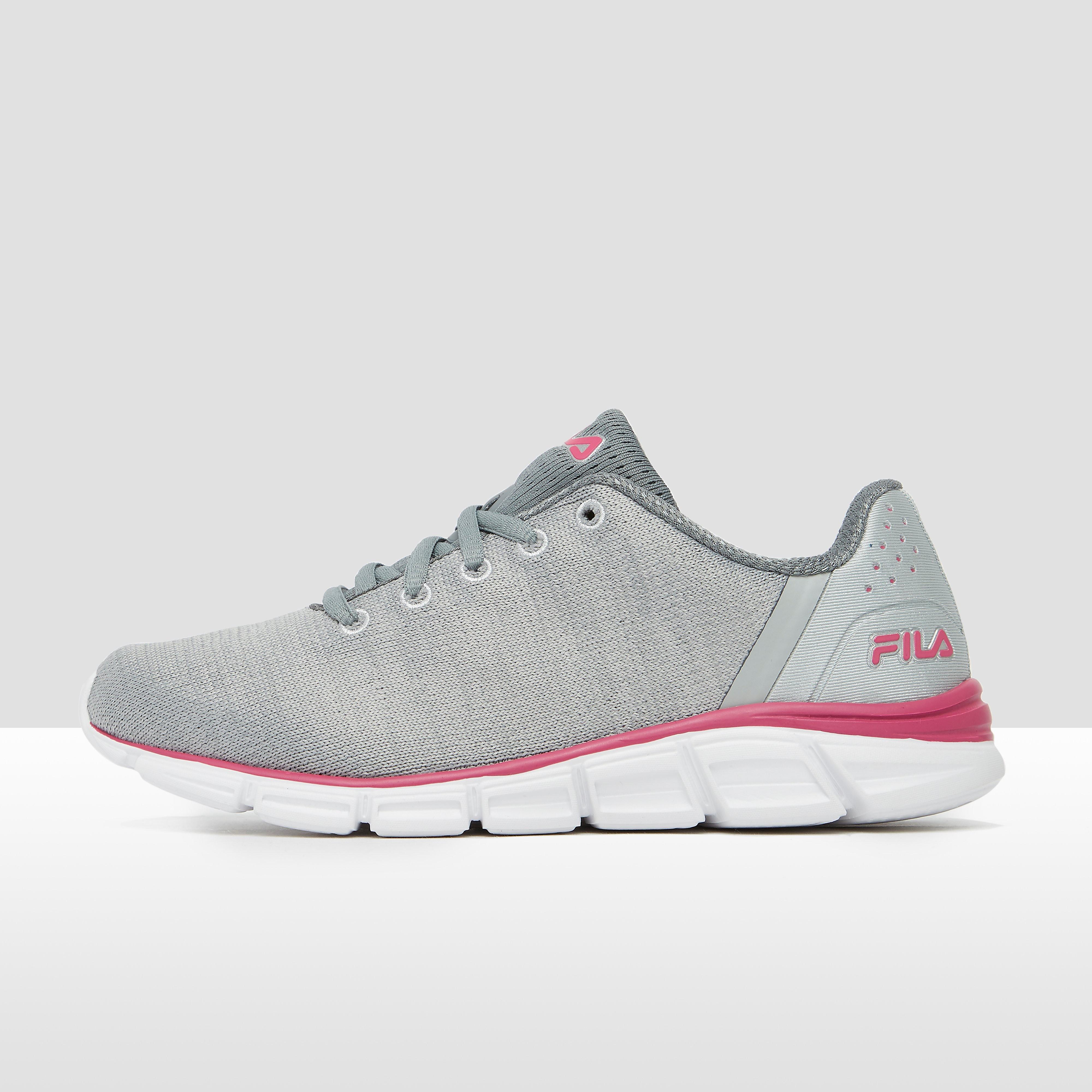 FILA Quickstart 2 hardloopschoenen grijs/roze dames Dames