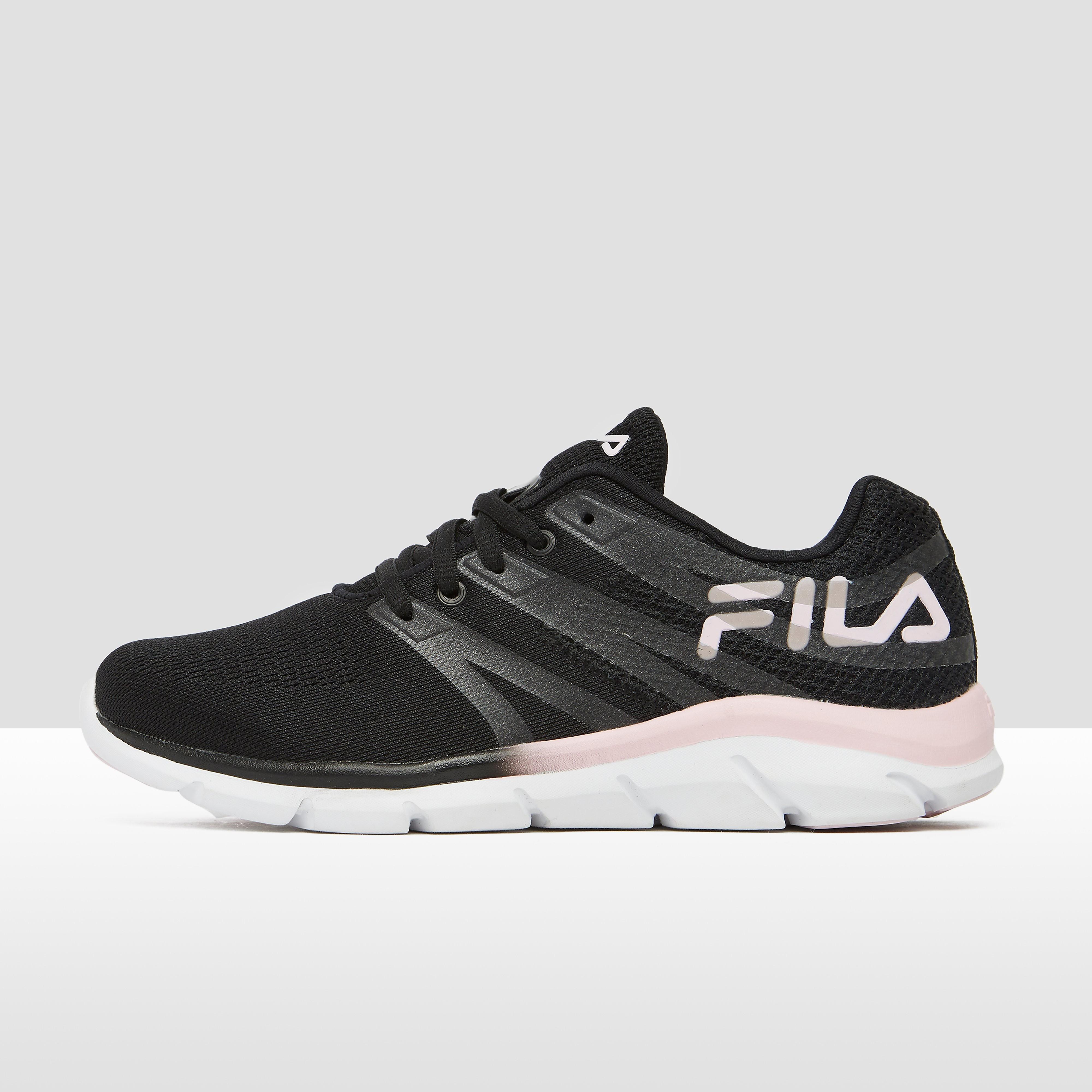 FILA Keynote 2 hardloopschoenen zwart/roze dames Dames