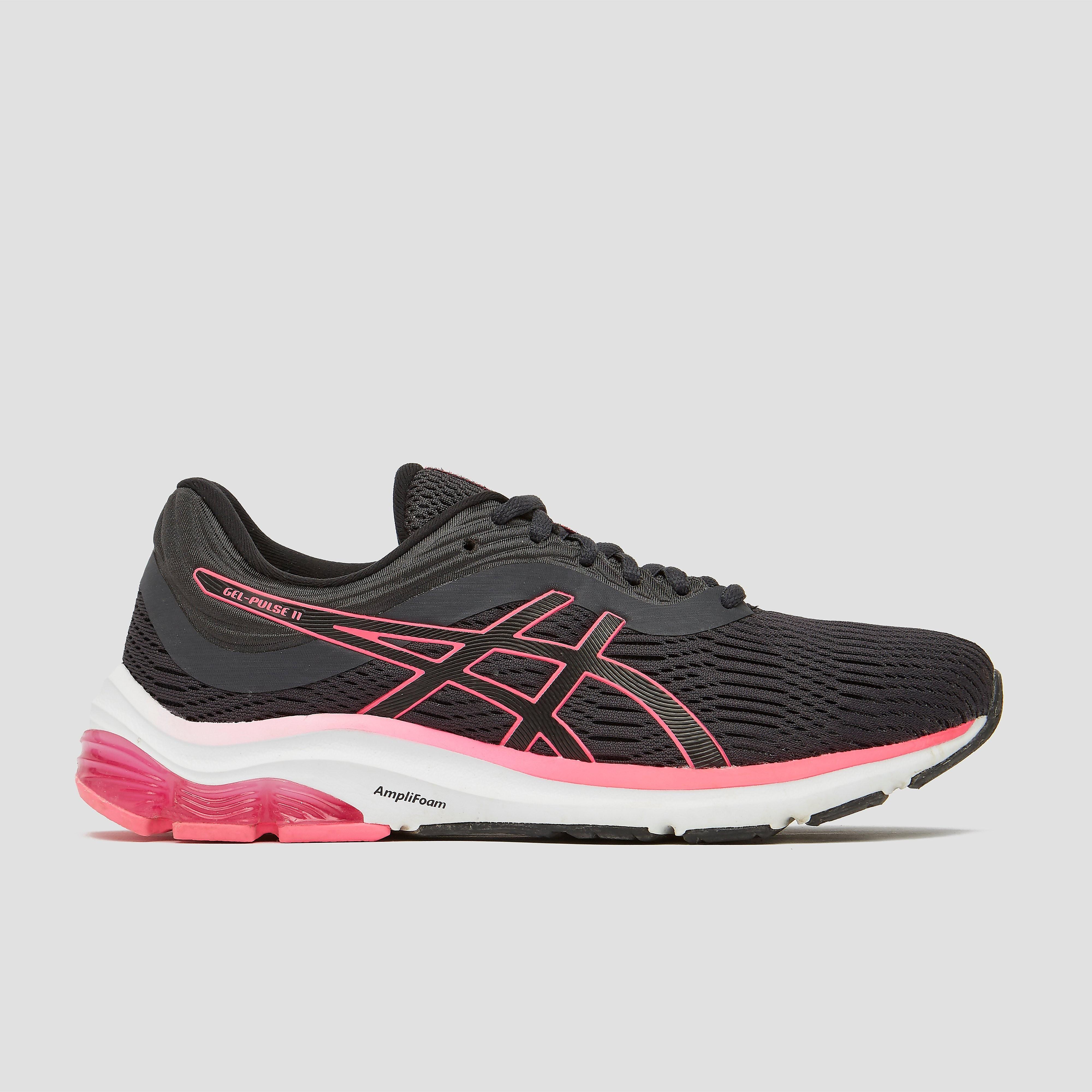 ASICS Gel-pulse 11 hardloopschoenen grijs/roze dames Dames