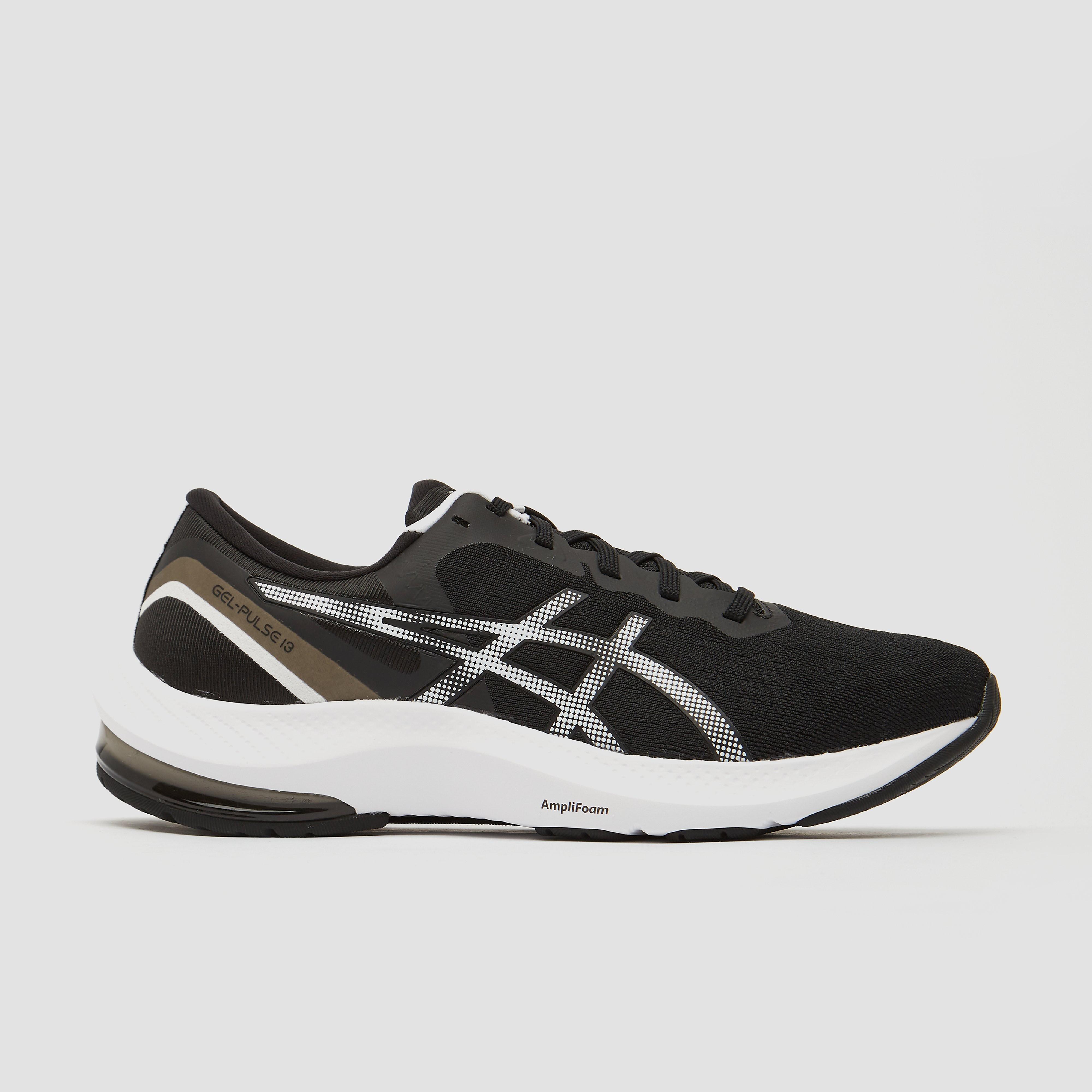 Asics gel-pulse 13 hardloopschoenen zwart/wit dames online kopen