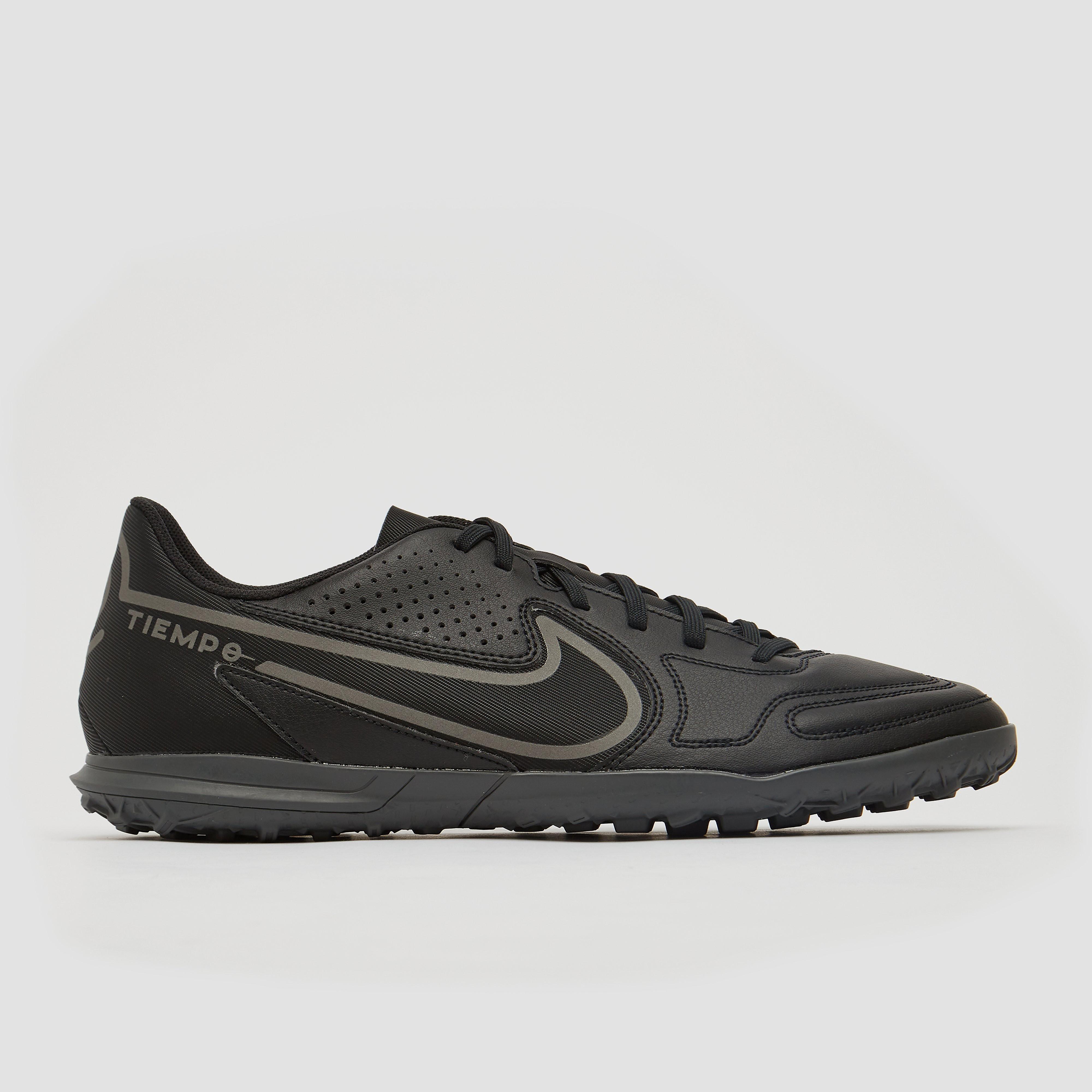 Nike Black x Prism Tiempo Legend 9 Club TF Heren Black/Metallic Bomber Grey/Iron Grey Heren online kopen