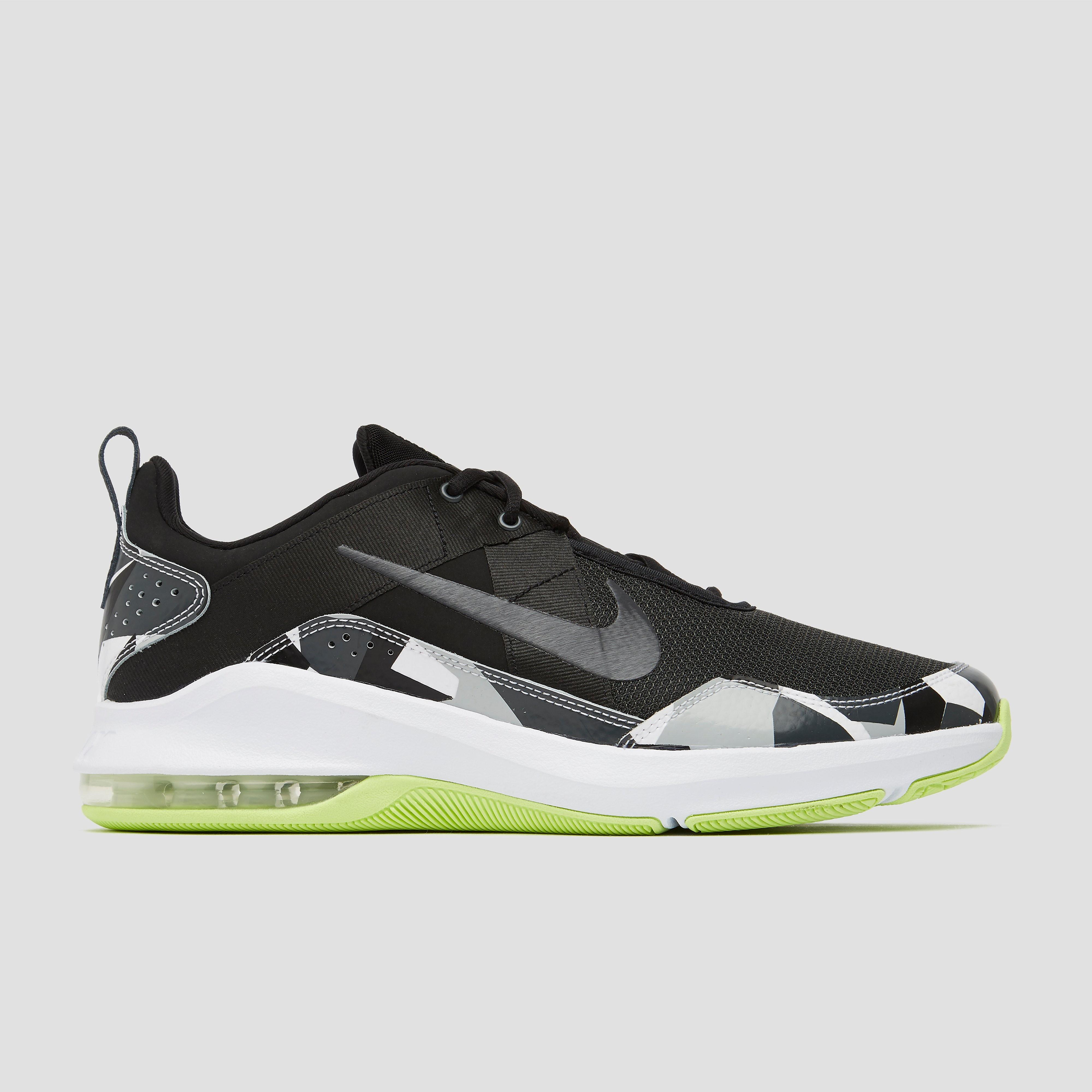 NIKE Air max alpha sportschoenen zwart/groen heren Heren