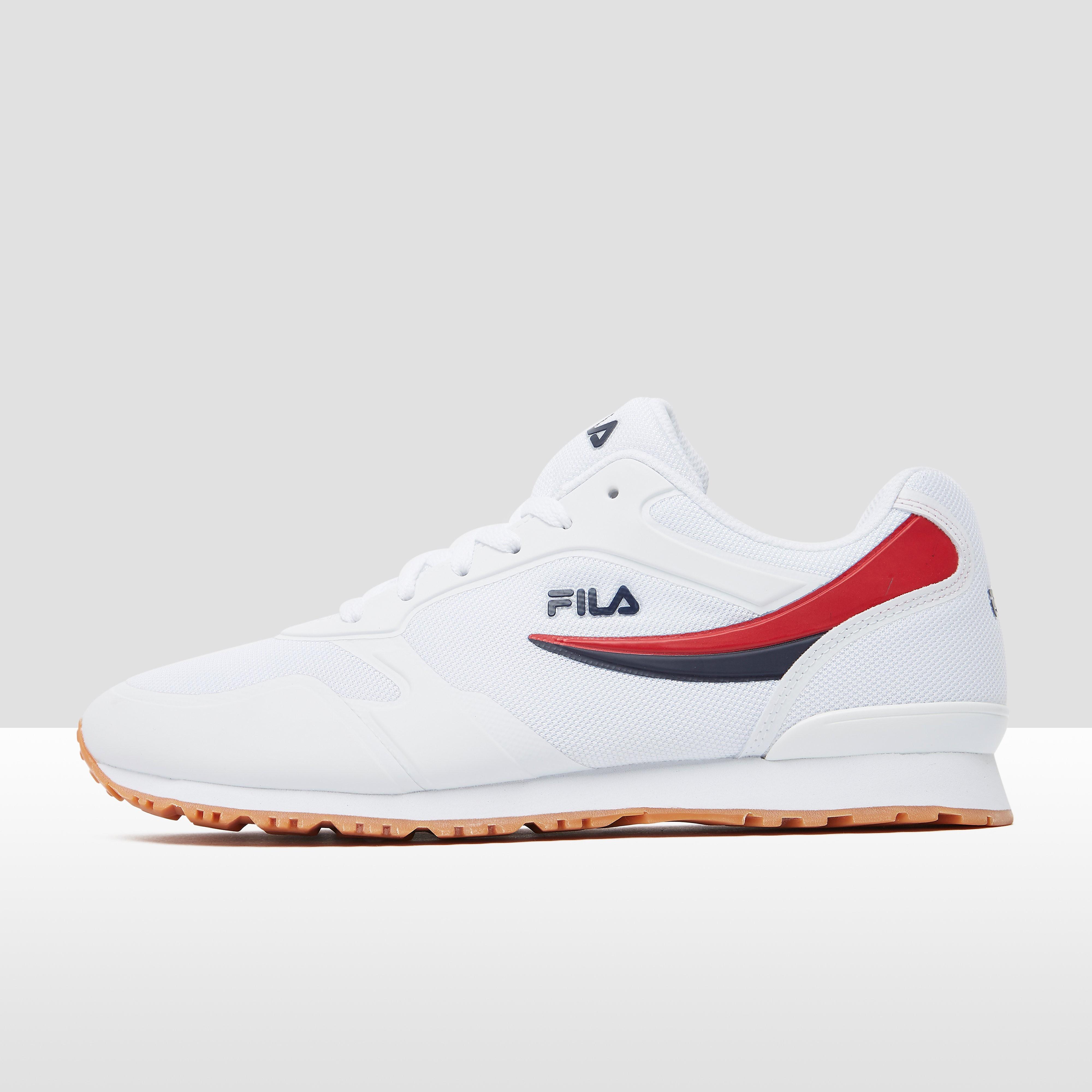 FILA Forerunner 18 sneakers wit heren Heren