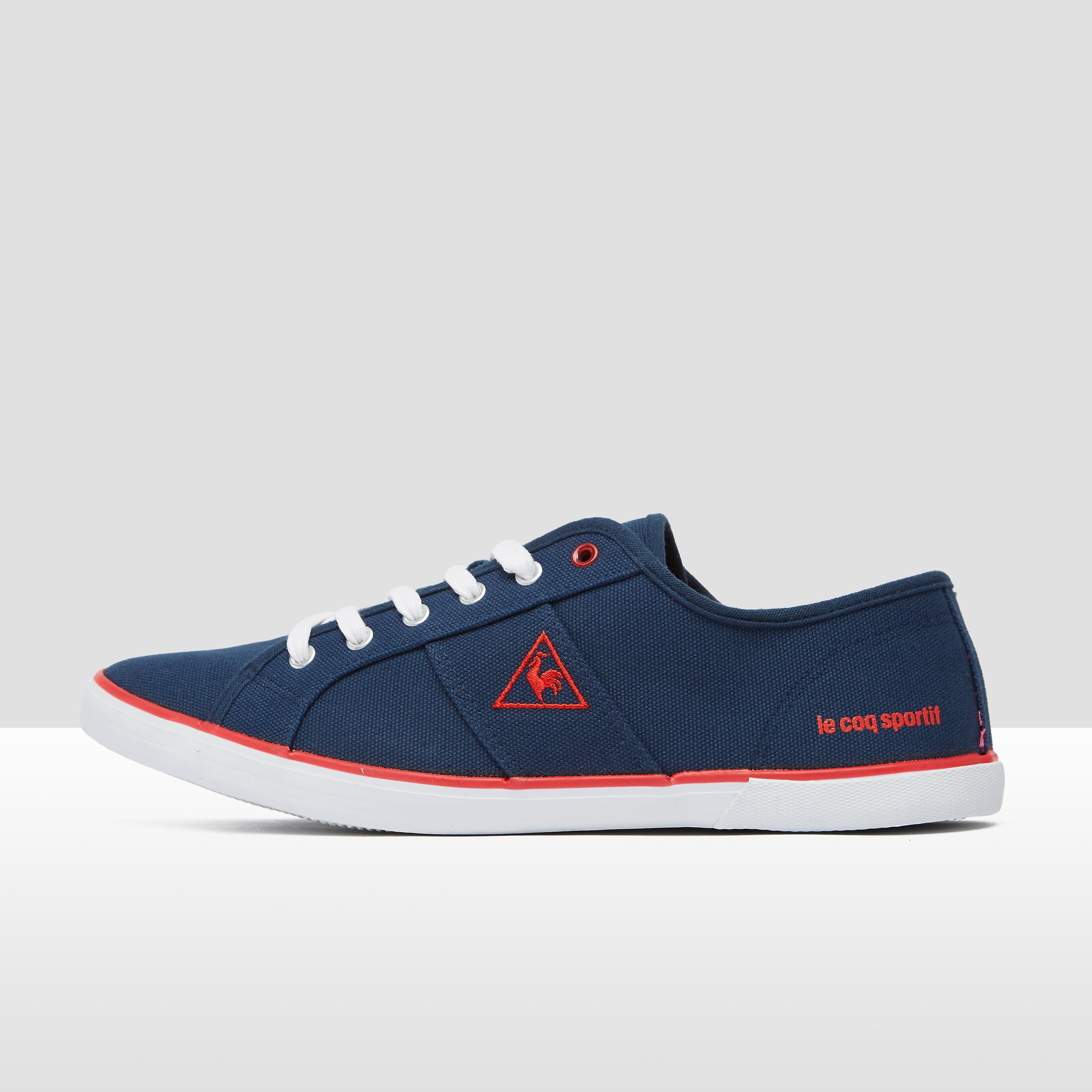 LE COQ SPORTIF Le silvester low lace sneakers blauw heren Heren