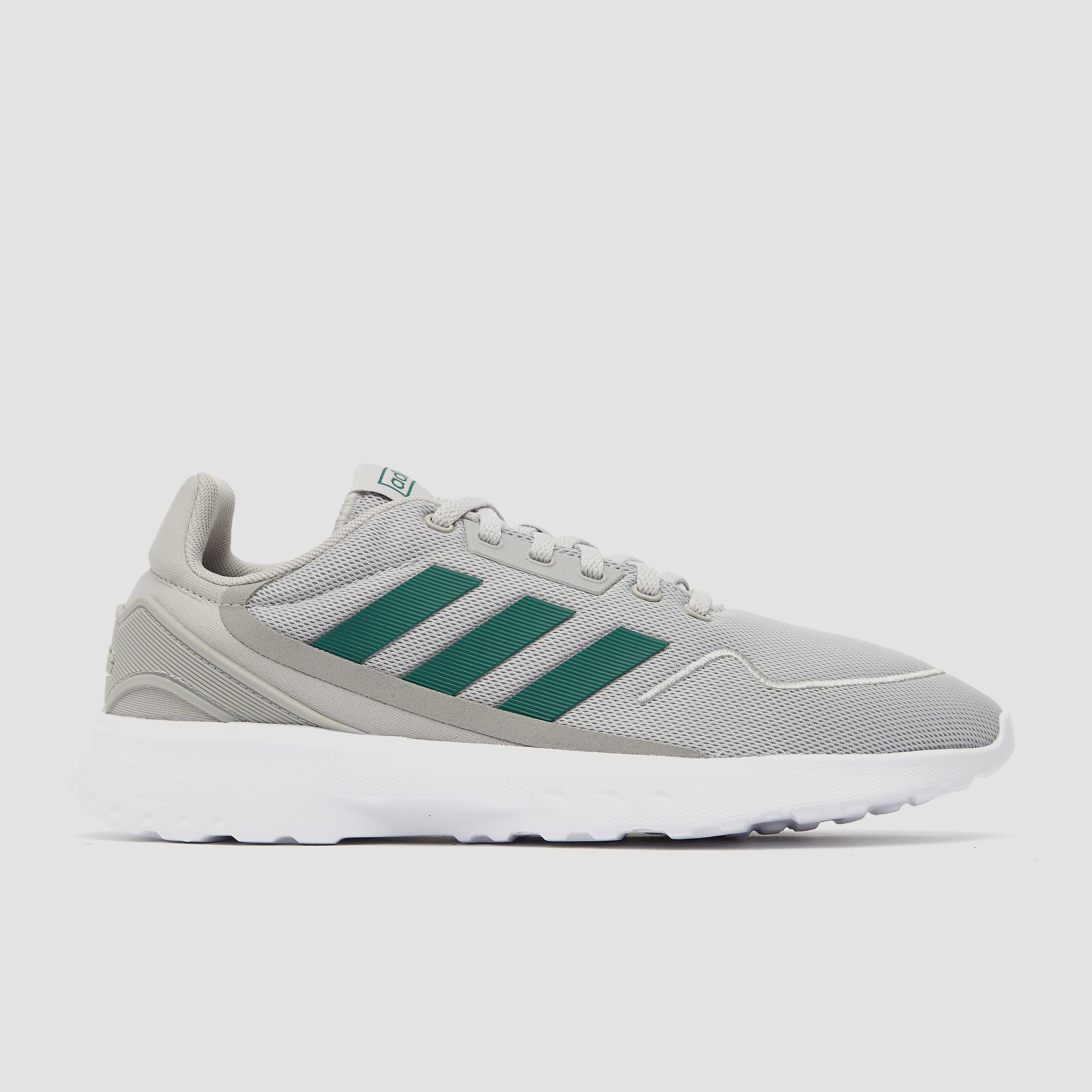 adidas Nebzed sneakers grijs/groen heren Heren