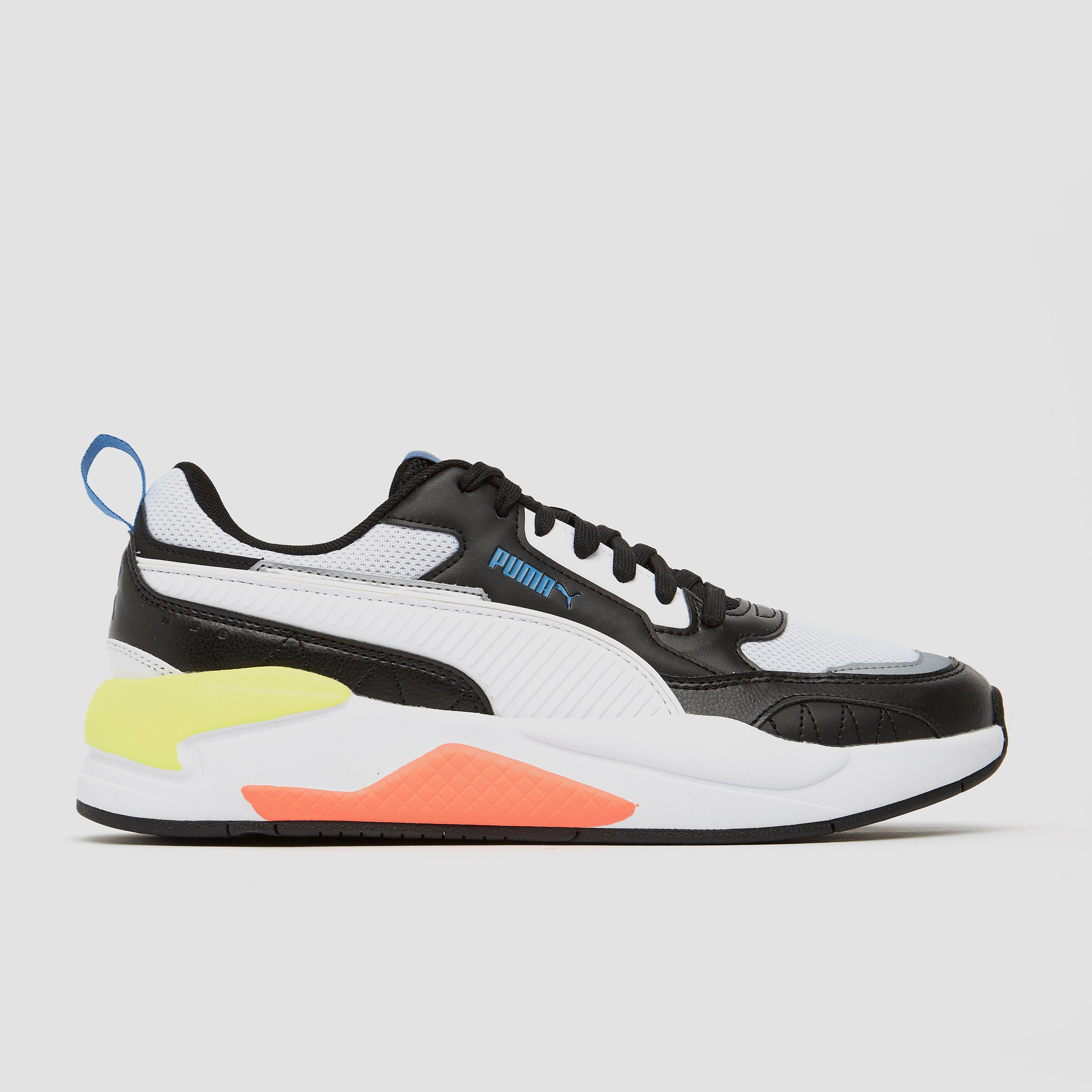 Puma x-ray 2 square sneakers wit/zwart heren online kopen