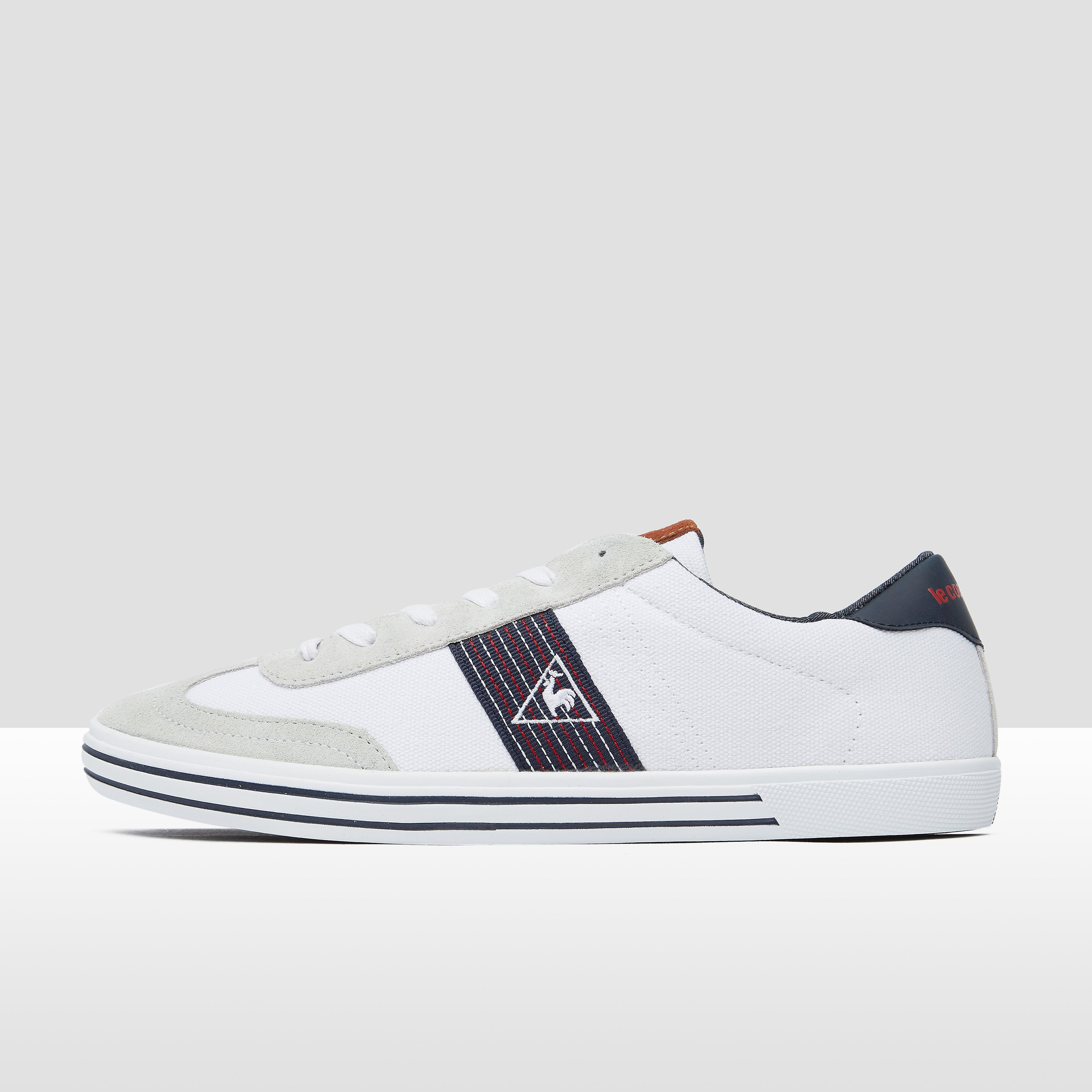 LE COQ SPORTIF Vigneux deux low canvas sneakers wit heren Heren