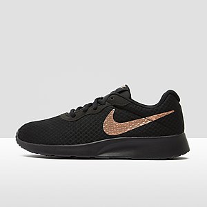 finest selection 06618 0cb09 NIKE TANJUN SNEAKERS ZWARTGOUD DAMES