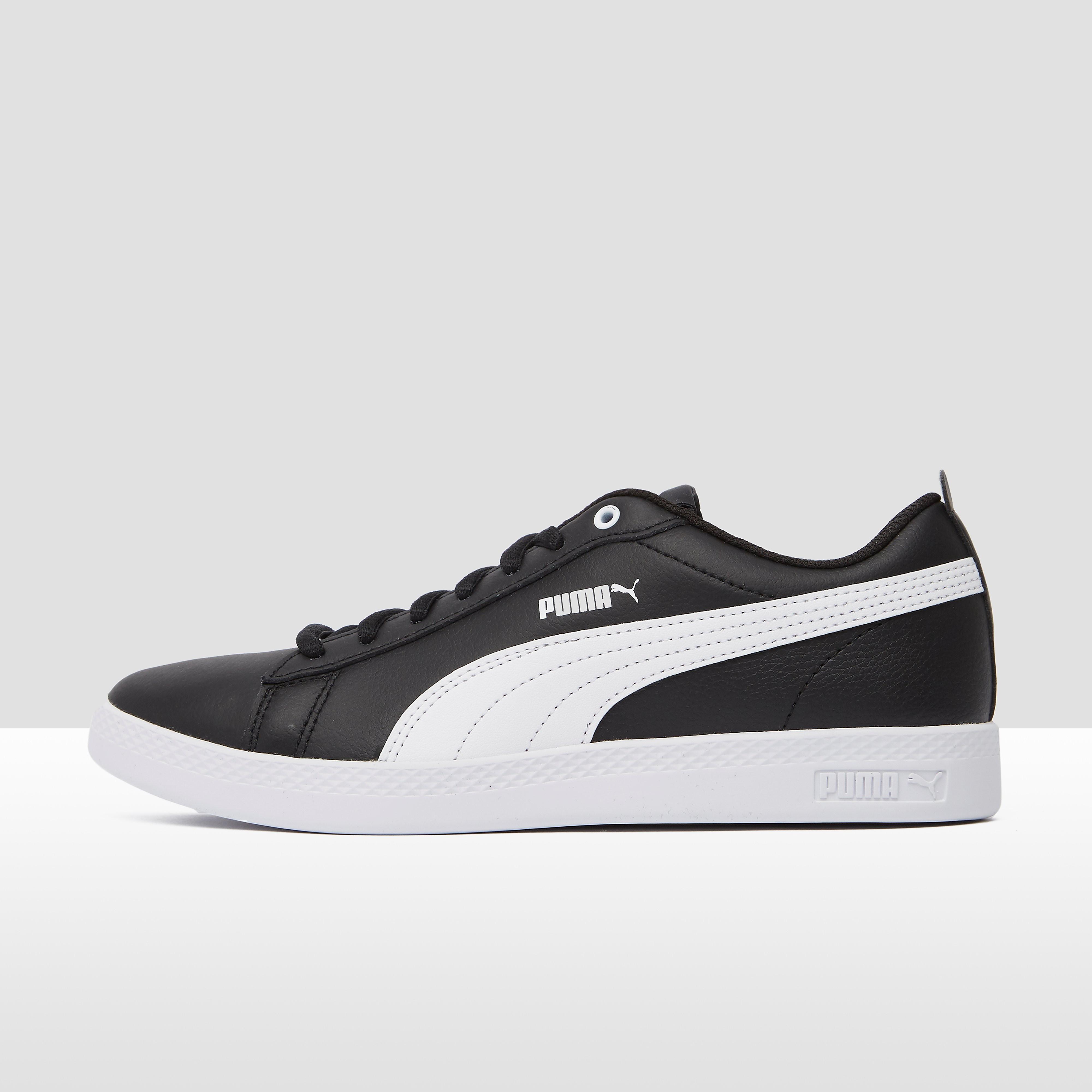 PUMA Smash v2 sneakers low zwart dames Dames