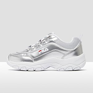 1d895a3784b FILA CHUNKY STRADA LOW SNEAKERS ZILVER DAMES