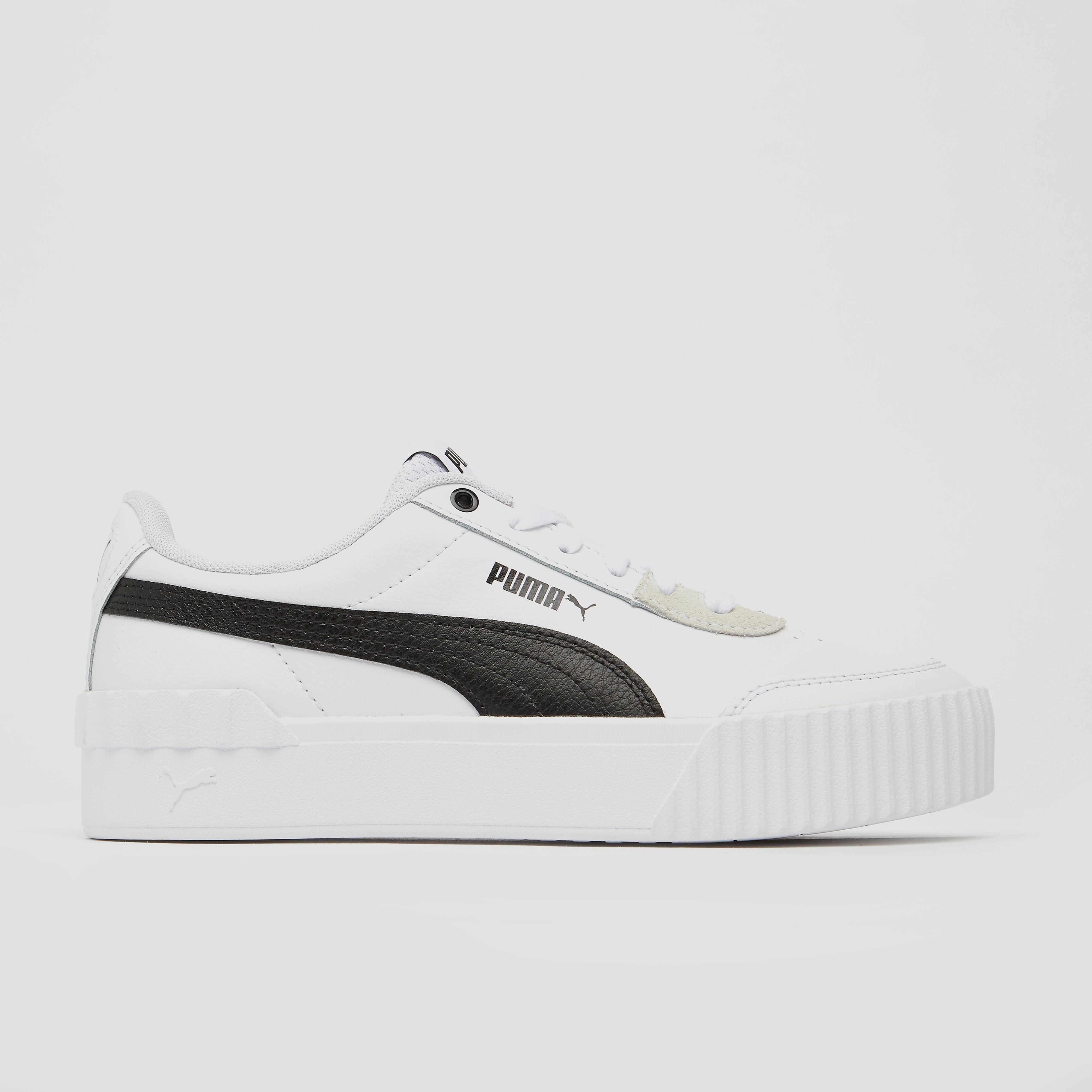 Puma carina lift sneakers wit/zwart dames online kopen