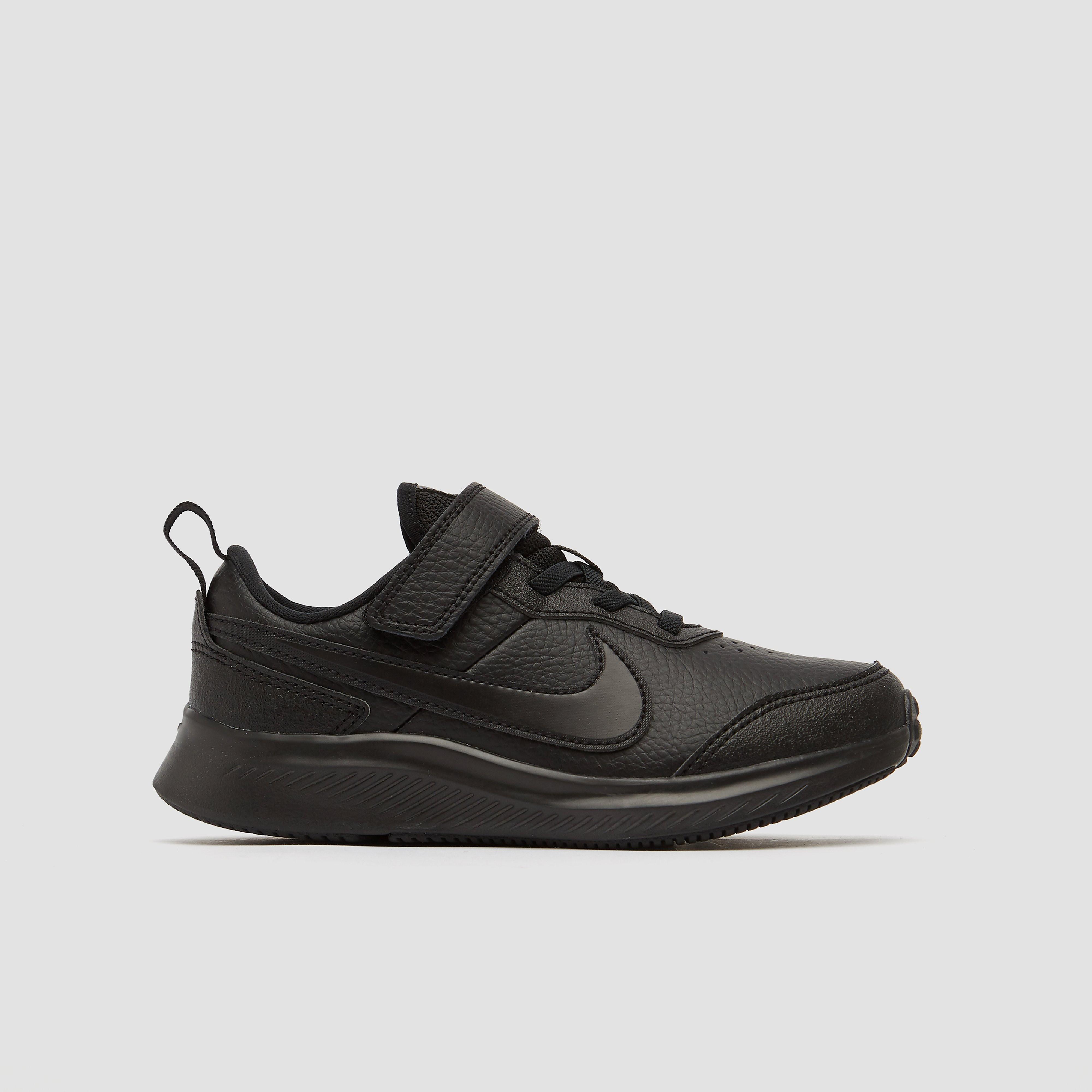 NIKE Varsity leather sneakers zwart kinderen Kinderen