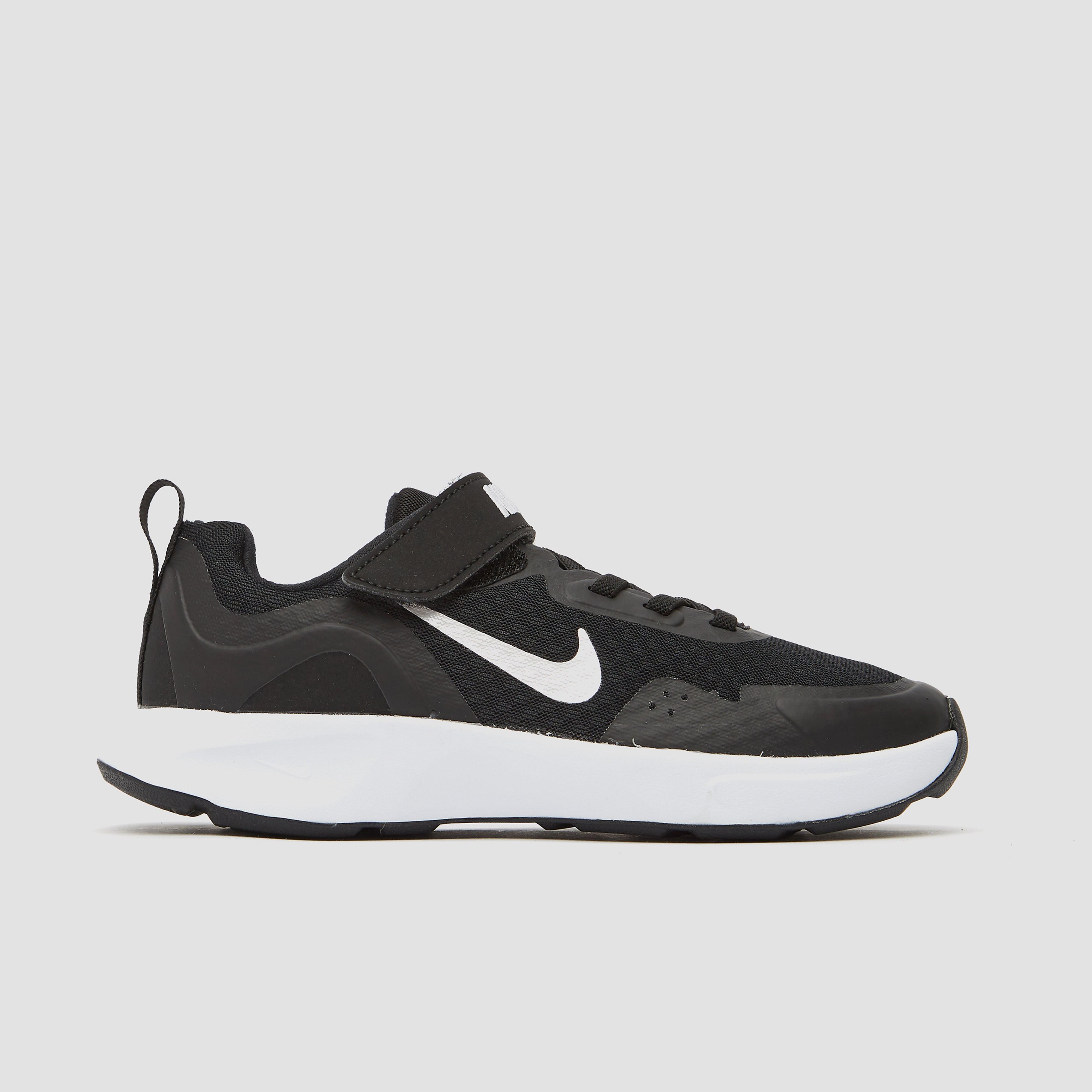 Nike WearAllDay (PS) sneakers zwart/wit online kopen