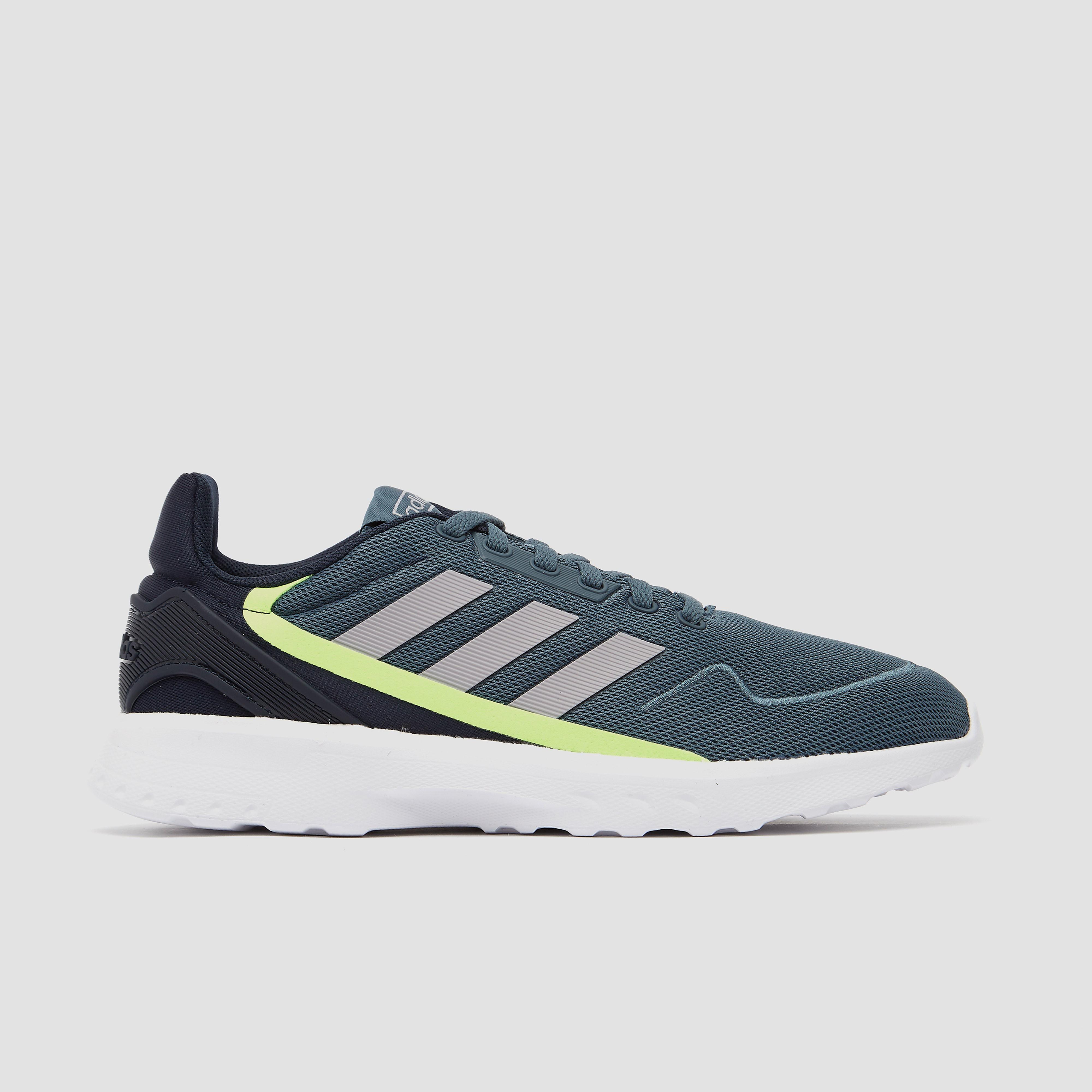 adidas Nebula zed sneakers grijs/blauw kinderen Kinderen