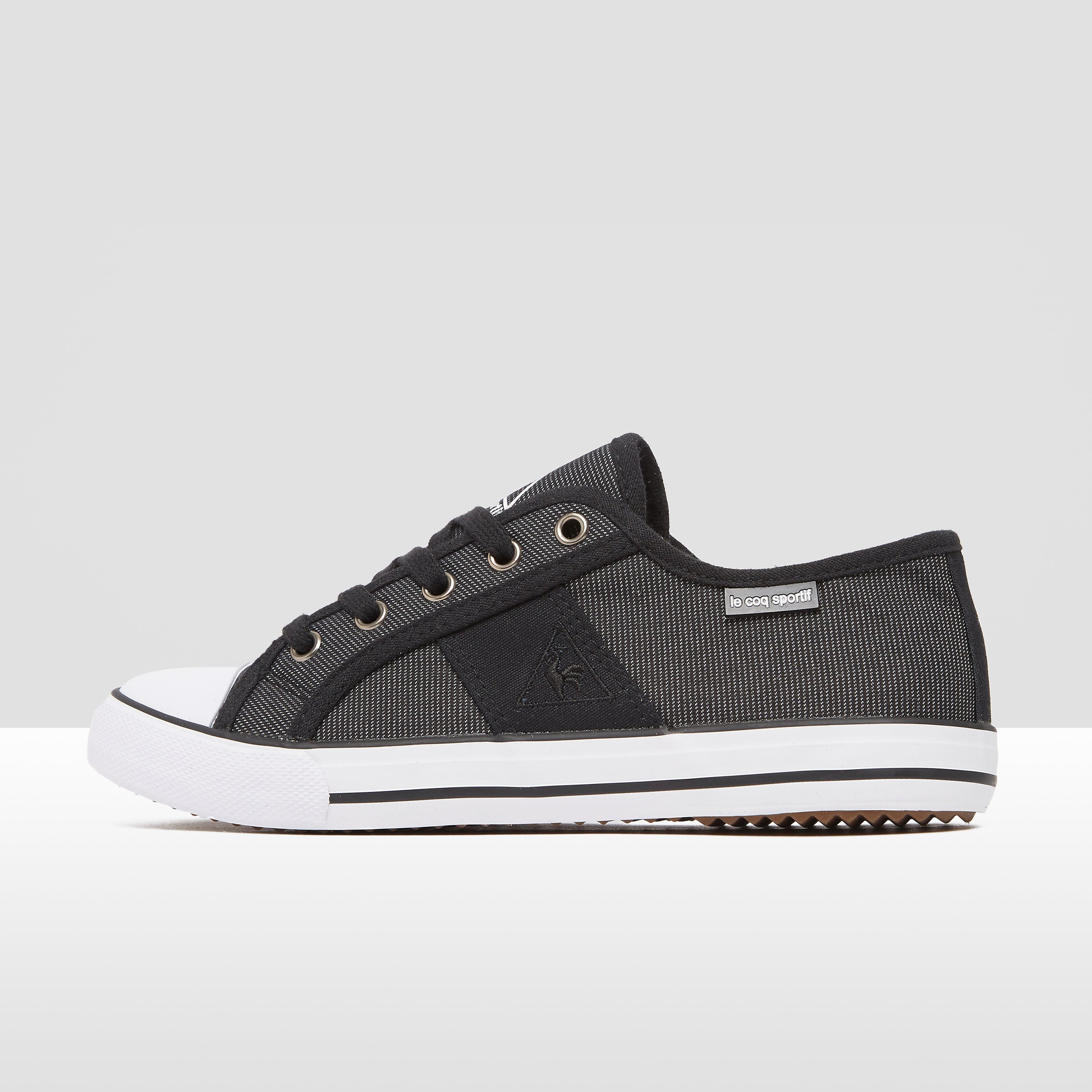 LE COQ SPORTIF Octo flanc low lace sneakers zwart kinderen Kinderen