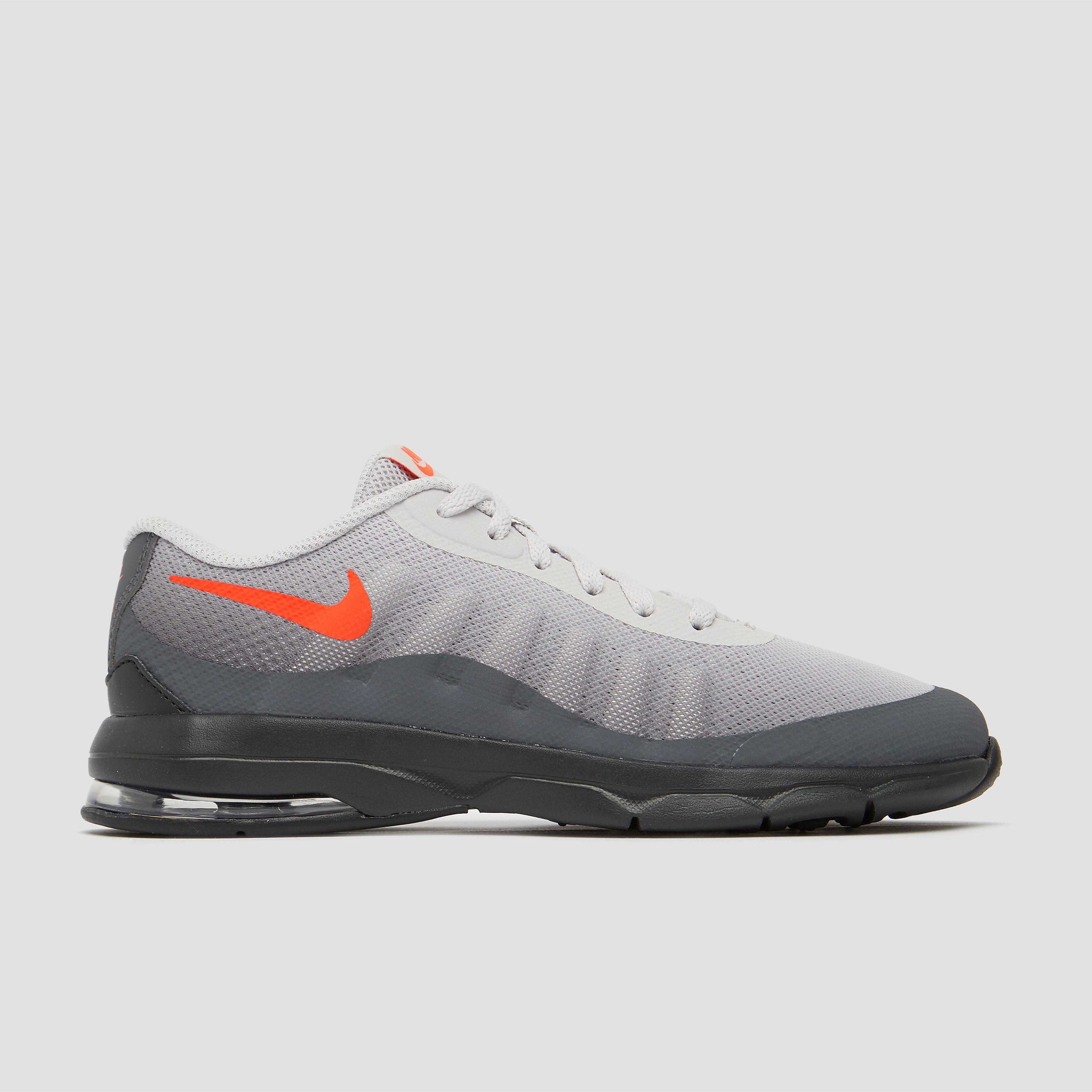 NIKE Air max invigor sneakers grijs/oranje kinderen Kinderen