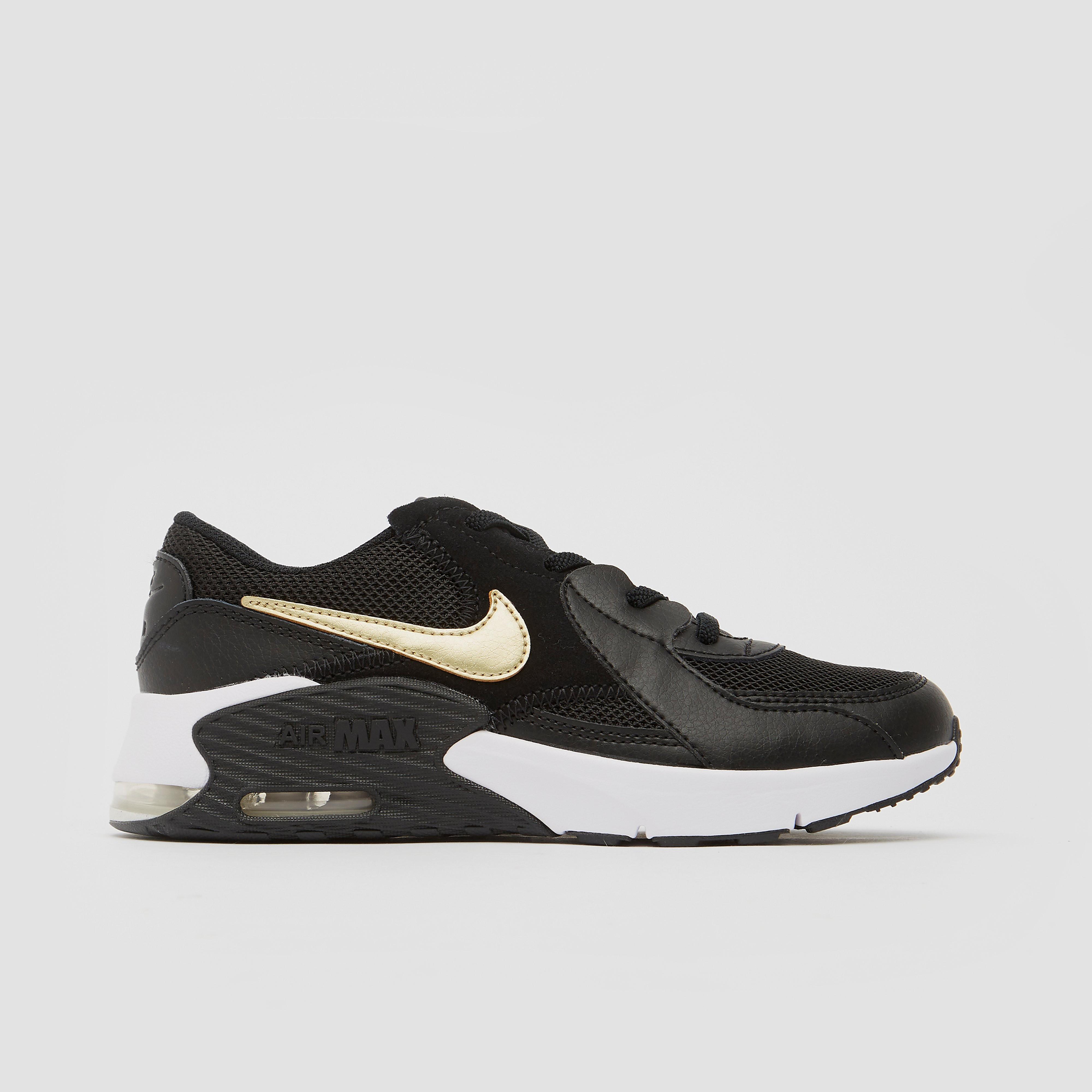 Nike air max excee sneakers zwart/goud kinderen online kopen