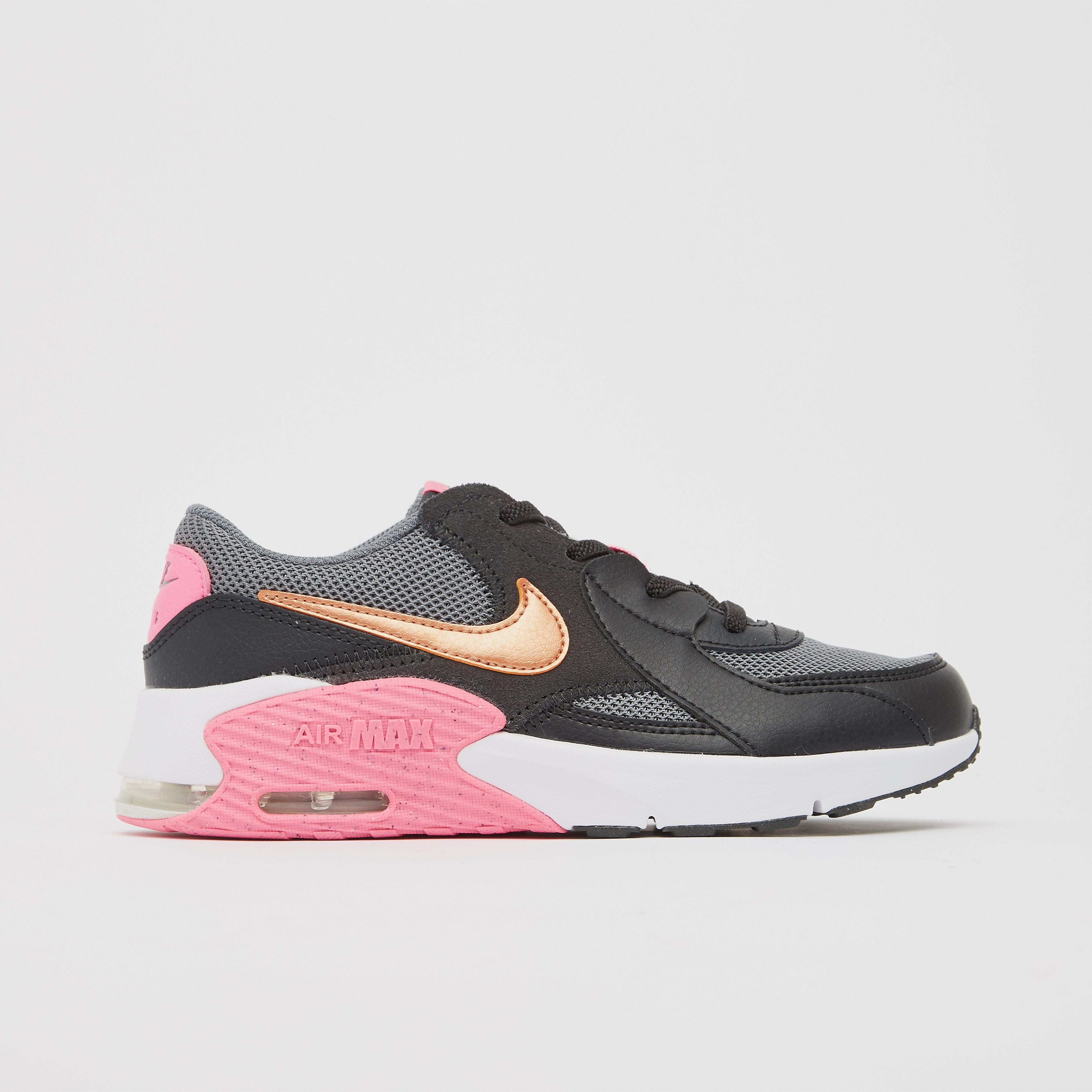 Nike Air Max Excee (PS) sneakers zwart/koper/roze online kopen