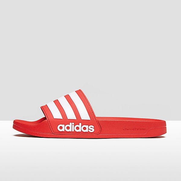 the latest e6c18 a9f1e ... promo code for adidas cloudfoam adilette slippers rood unisex 6dfb4  a68ff
