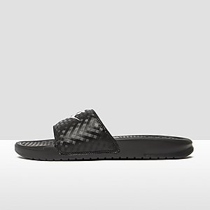 best service f7eb3 2553d NIKE BENASSI JUST DO IT SLIPPERS DAMES