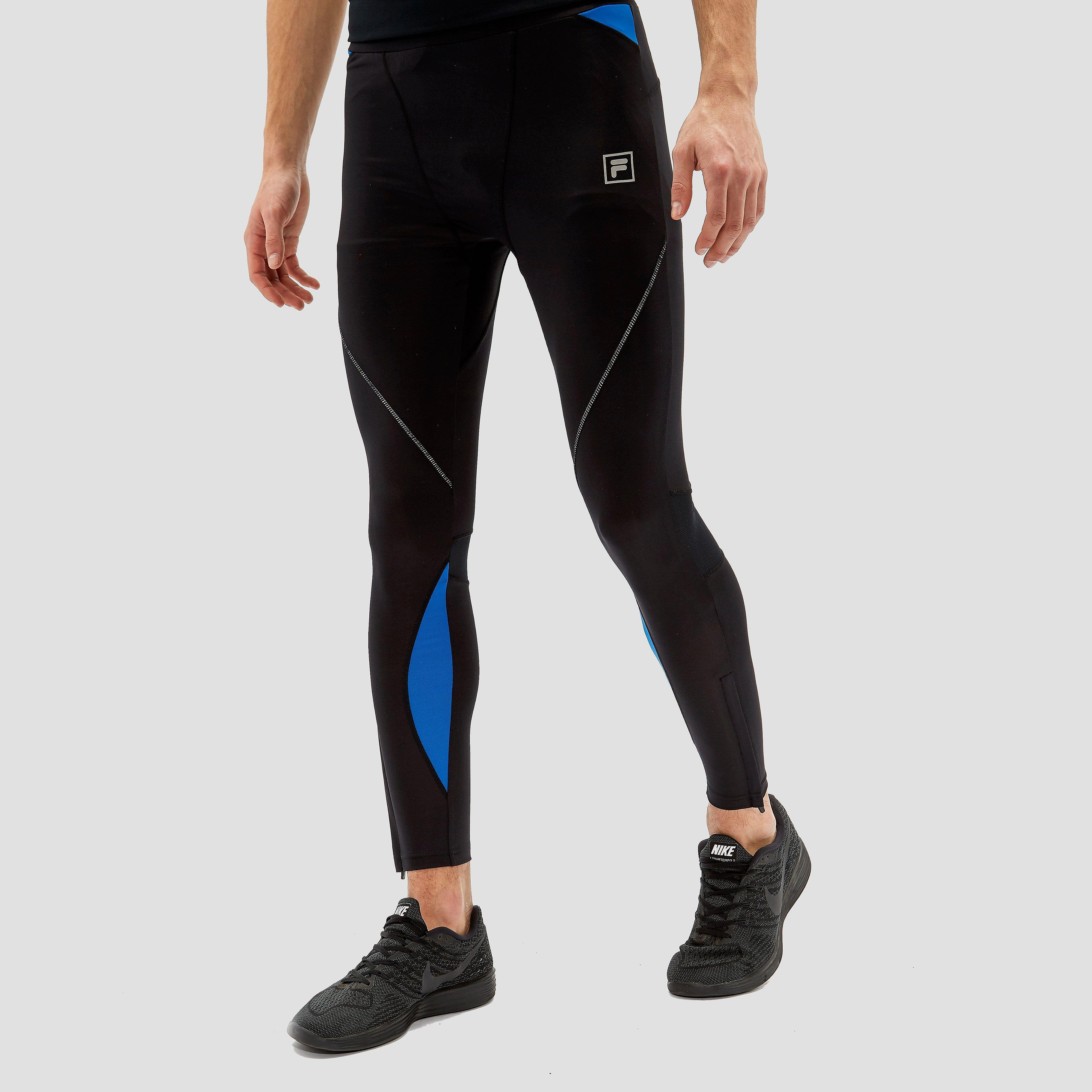 FILA AVERNA TIGHT ZWART HEREN