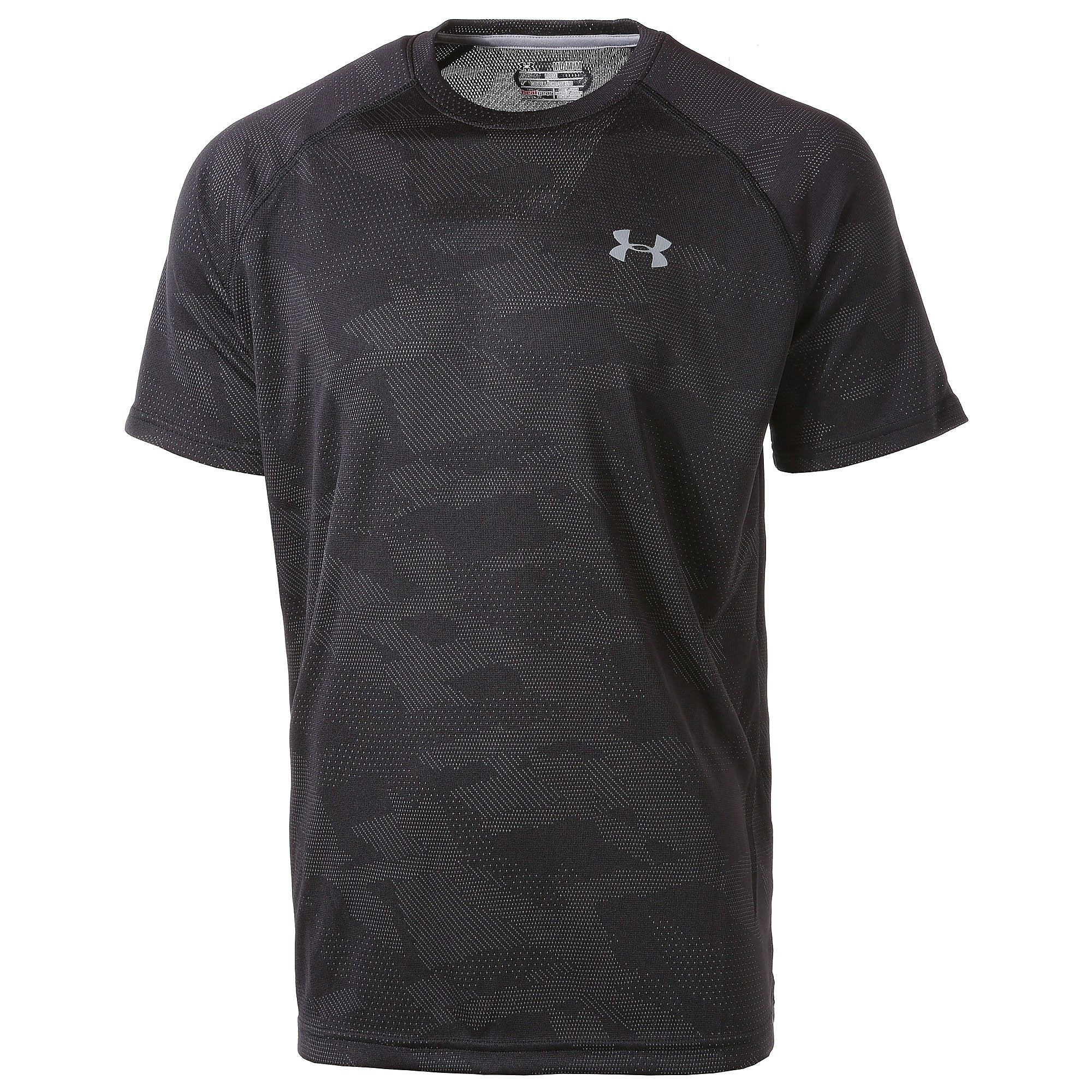 UNDER ARMOUR APFU M TRAI SHRT SS